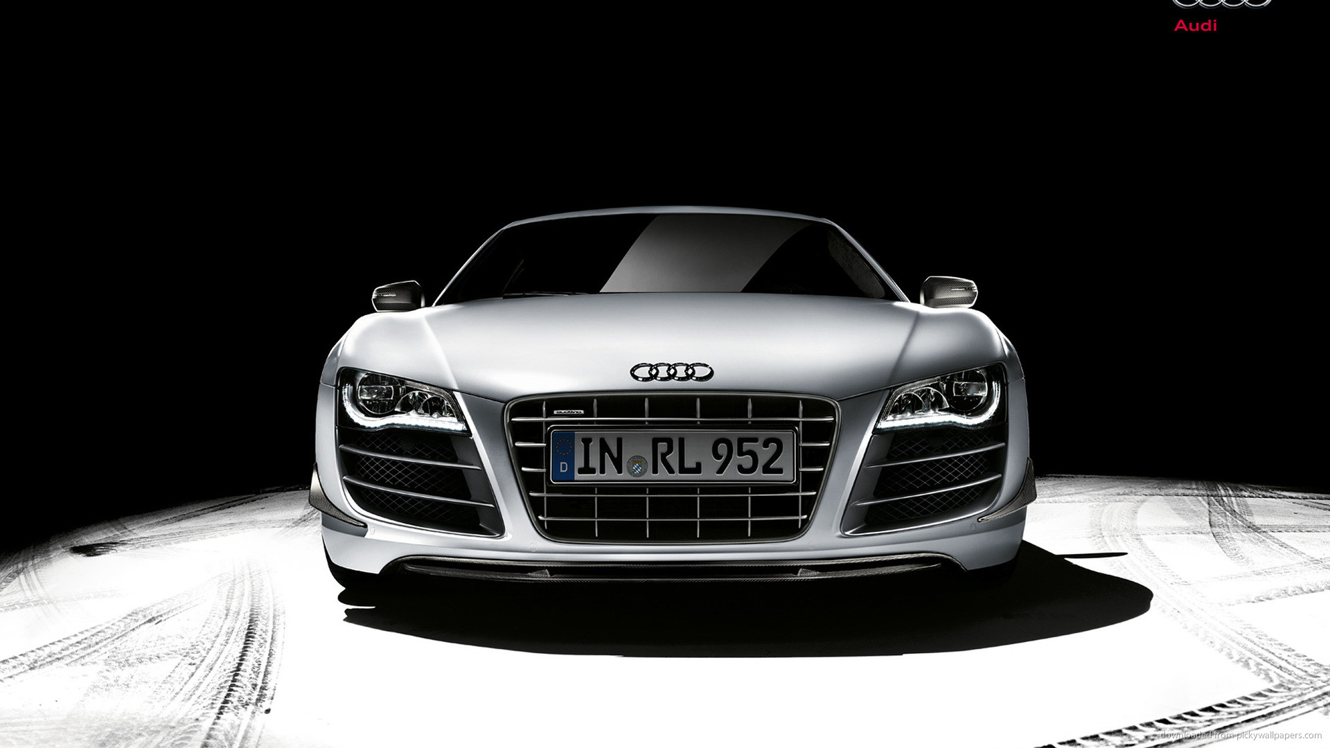 Audi R8 GT for 1920×1080
