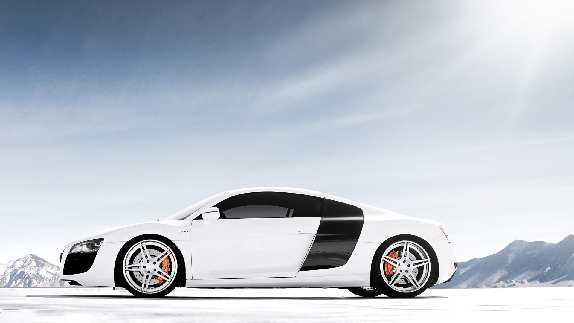 … Audi R8 Wallpaper #14