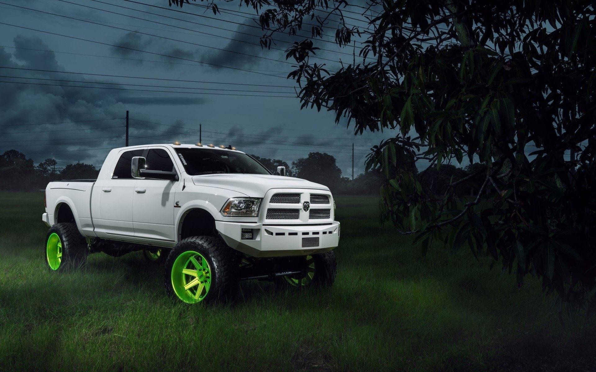Dodge Trucks Wallpaper