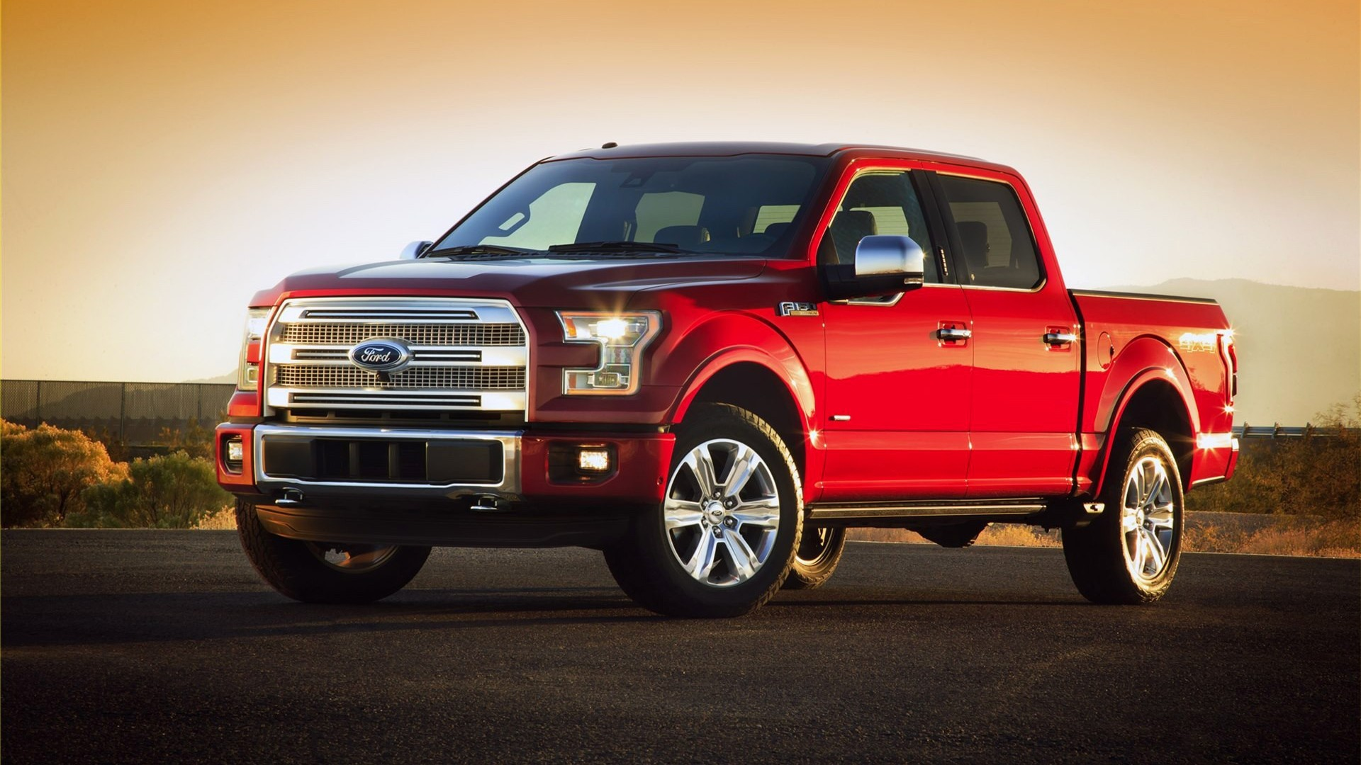 Ford Truck Wallpapers HD For Desktop.