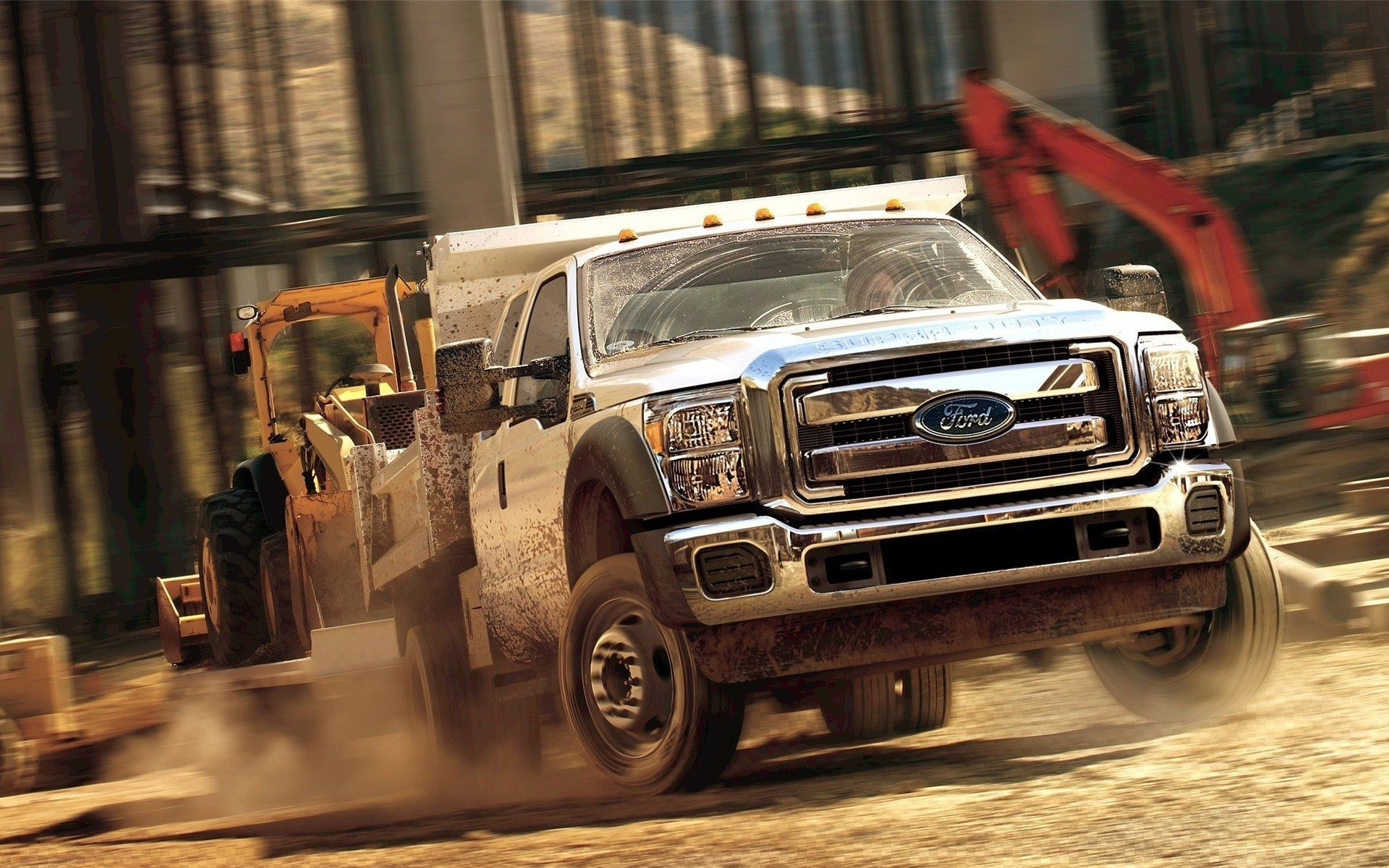 Ford Publicity Truck Wallpapers | Pickup Truck