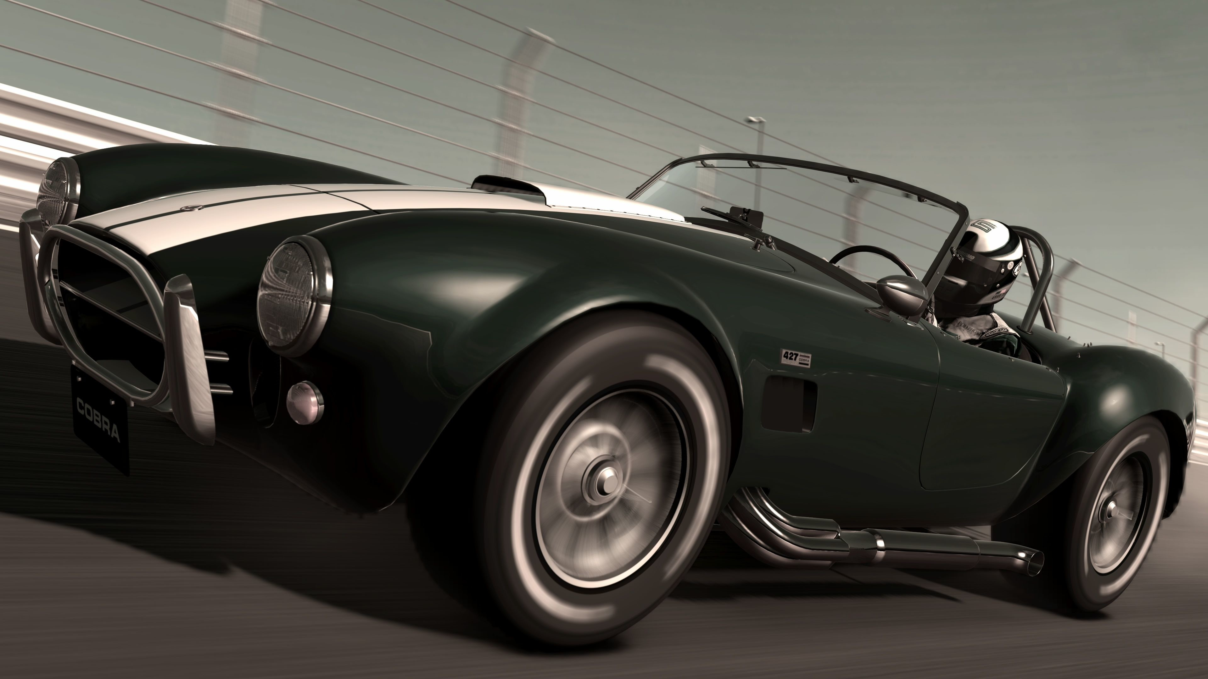 Shelby Cobra Wallpaper by Andrej Jewkes, GoldWallpapers