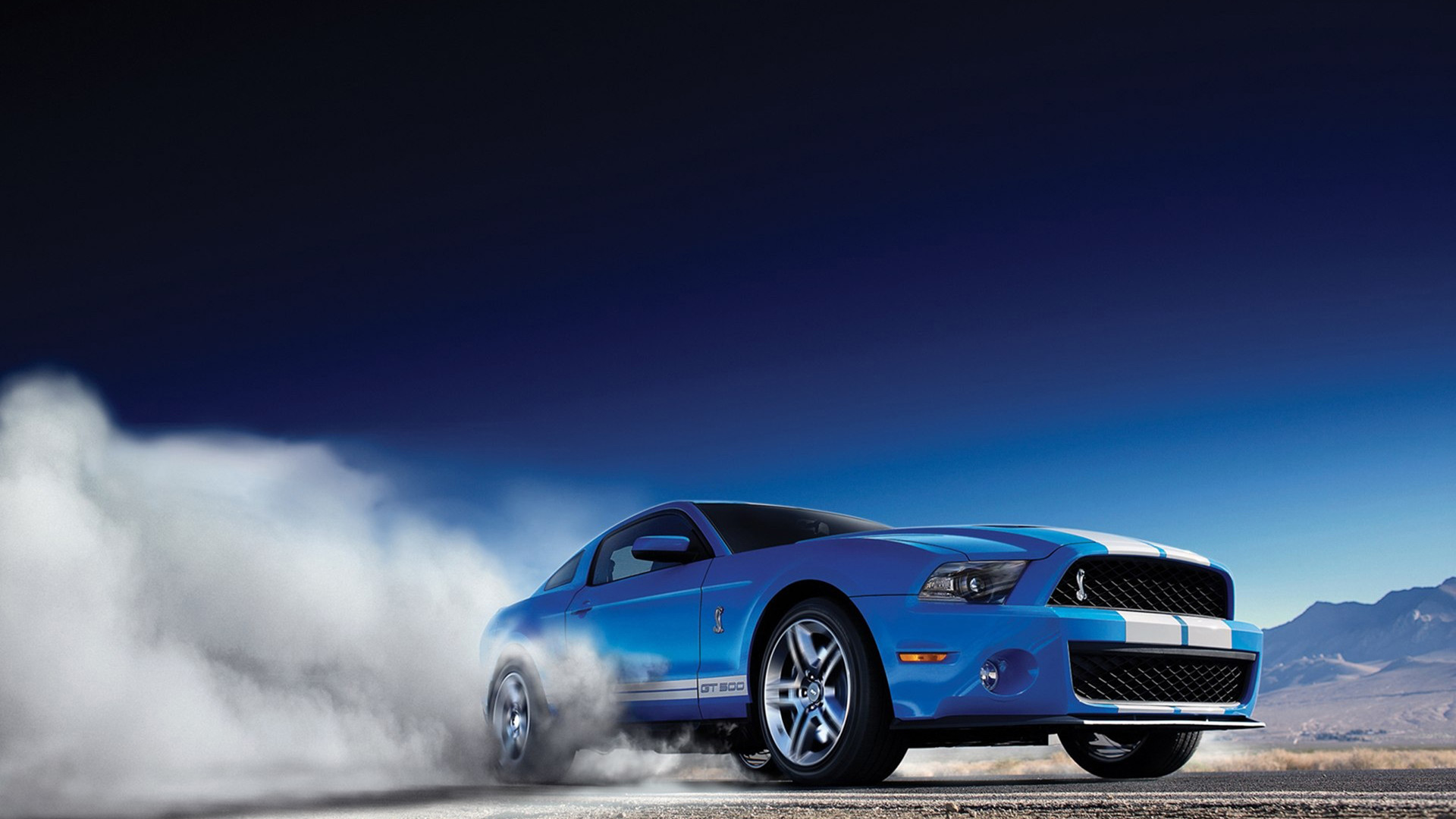 Ford Mustang Cobra Shelby GT500 Picture Wallpaper