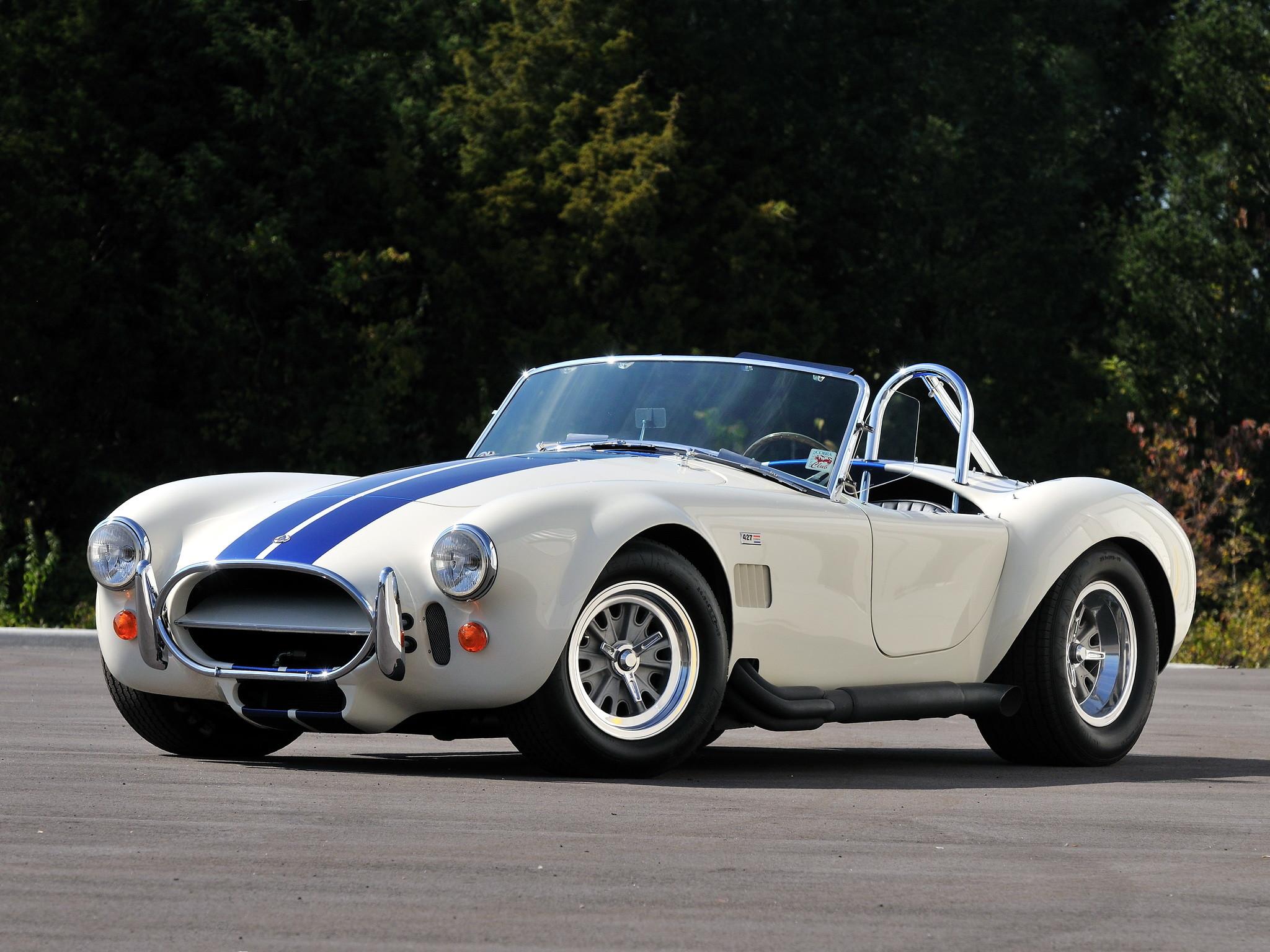Ac Shelby Cobra Wallpaper