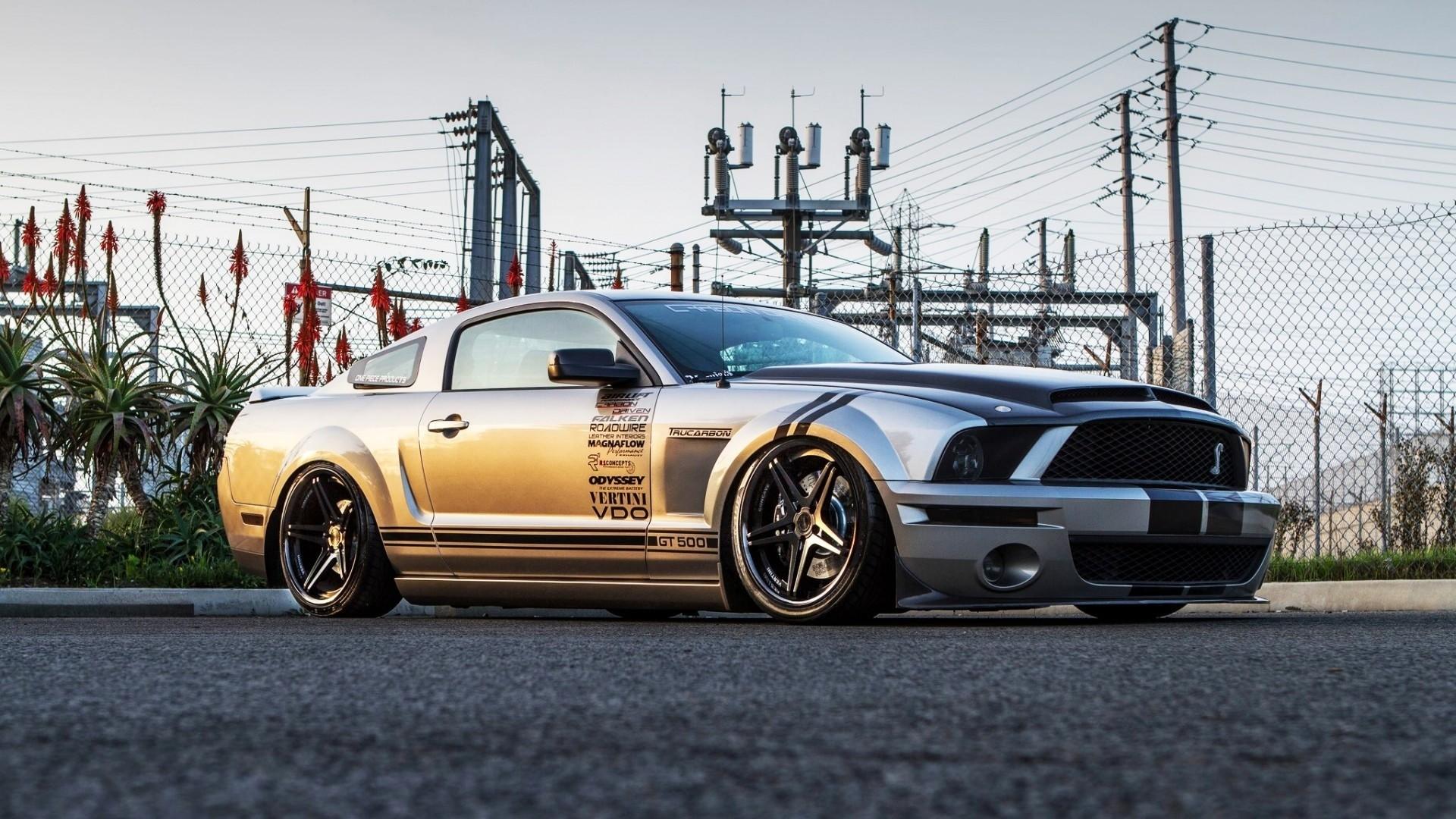 Shelby Cobra GT500 Wallpaper HD 44661