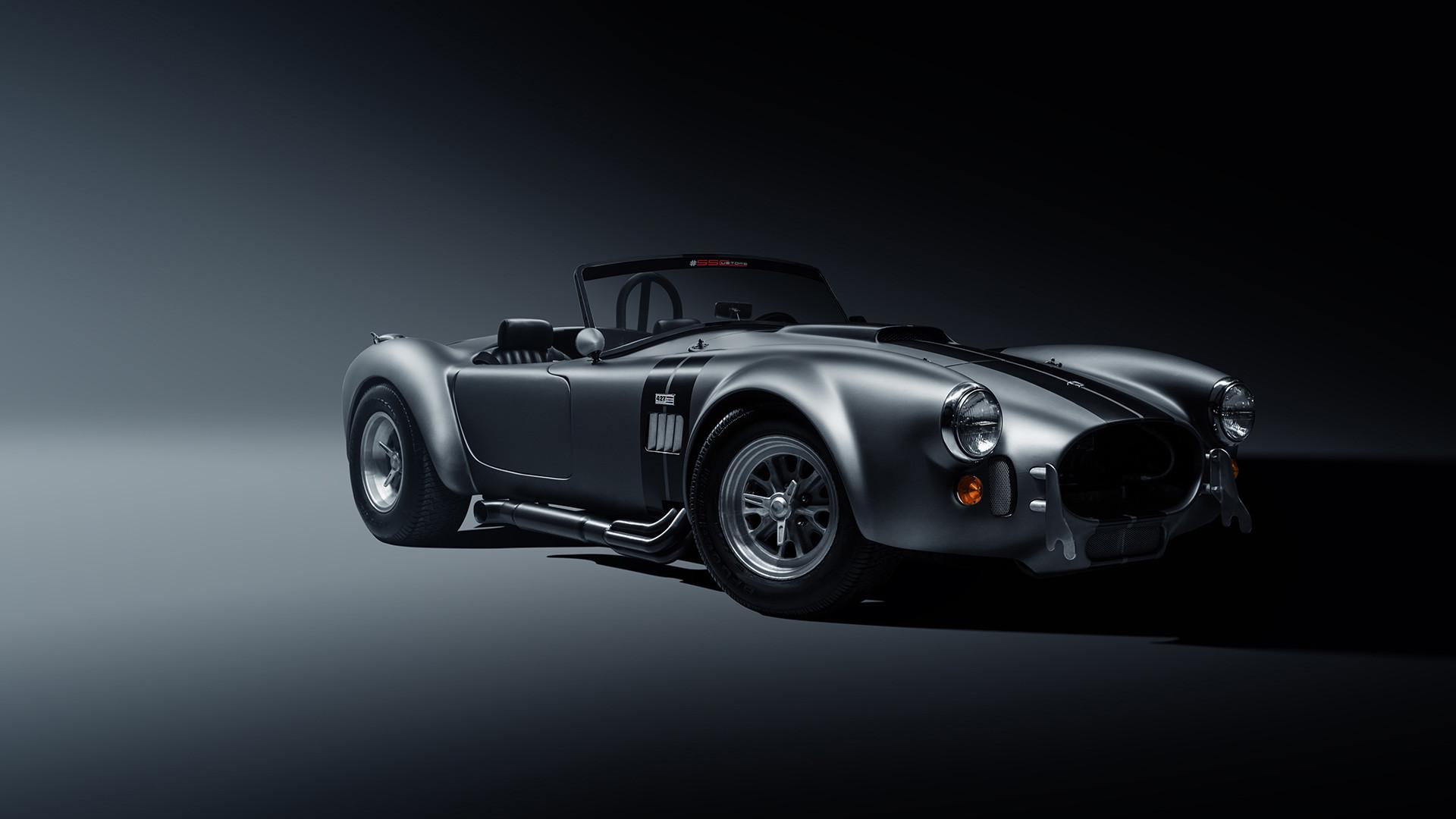 Shelby Cobra SS Customs