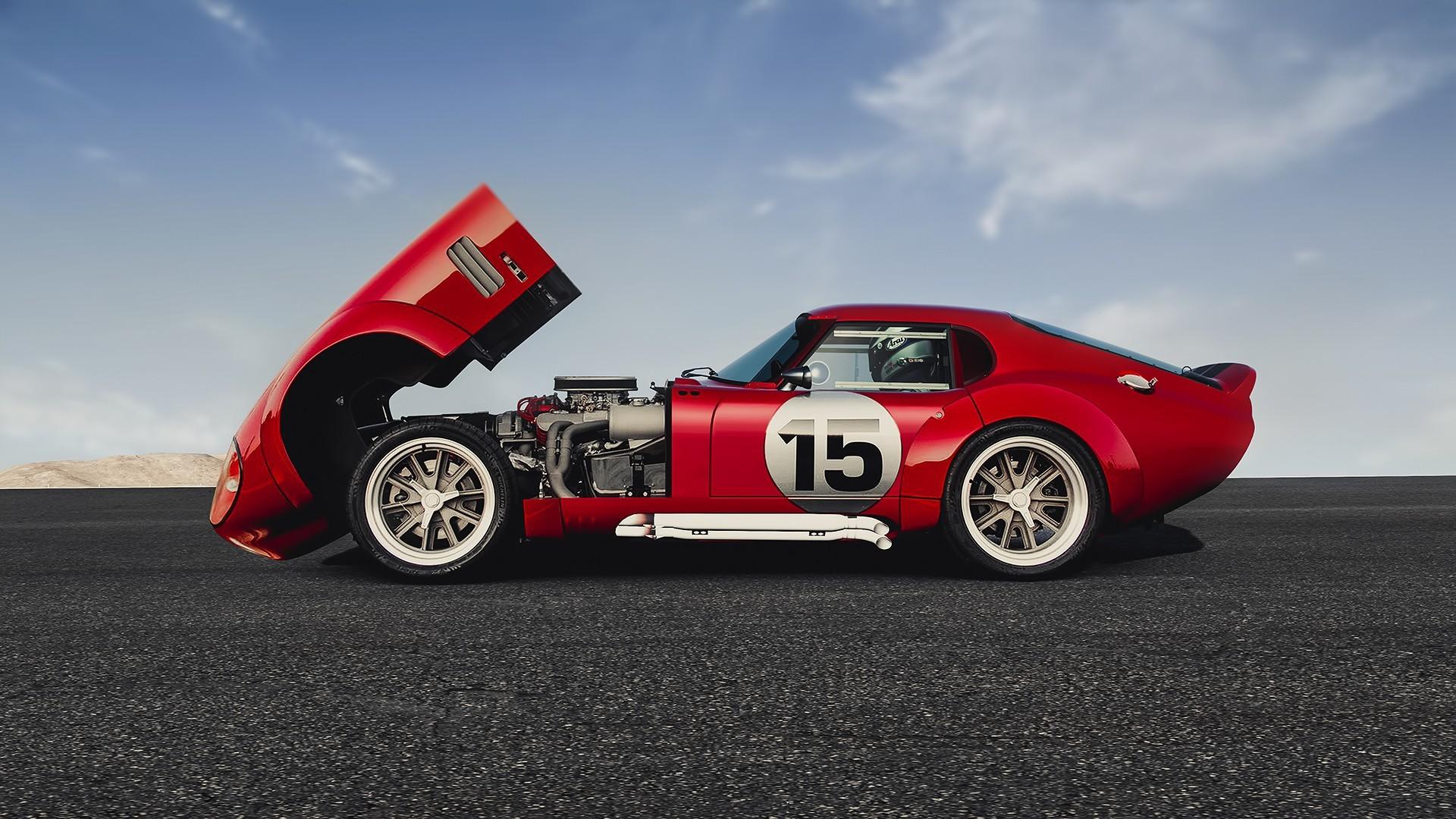 car, Shelby Cobra Daytona Wallpapers HD / Desktop and Mobile Backgrounds