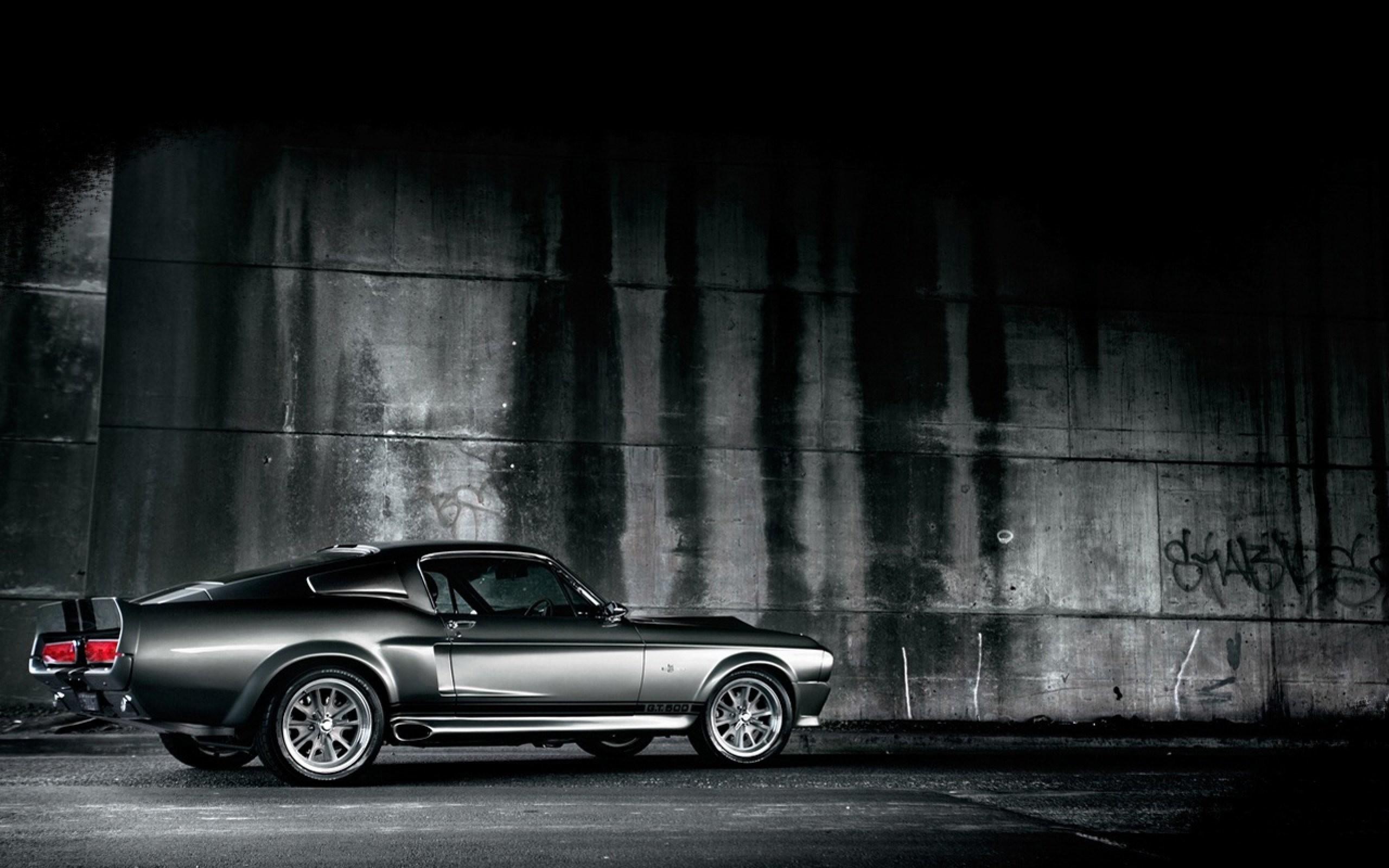 Shelby Cobra GT500 Wallpaper