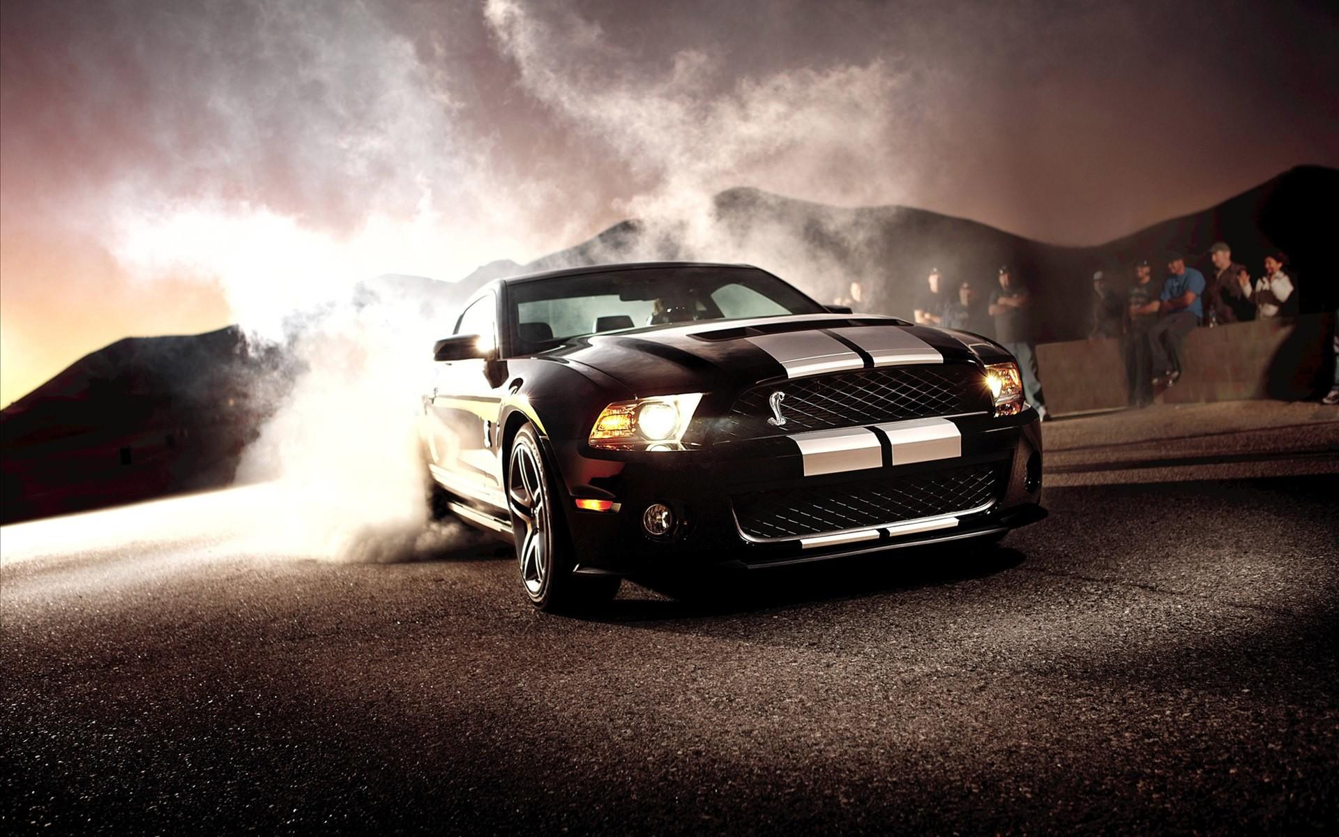 Shelby Cobra Mustang Wallpaper