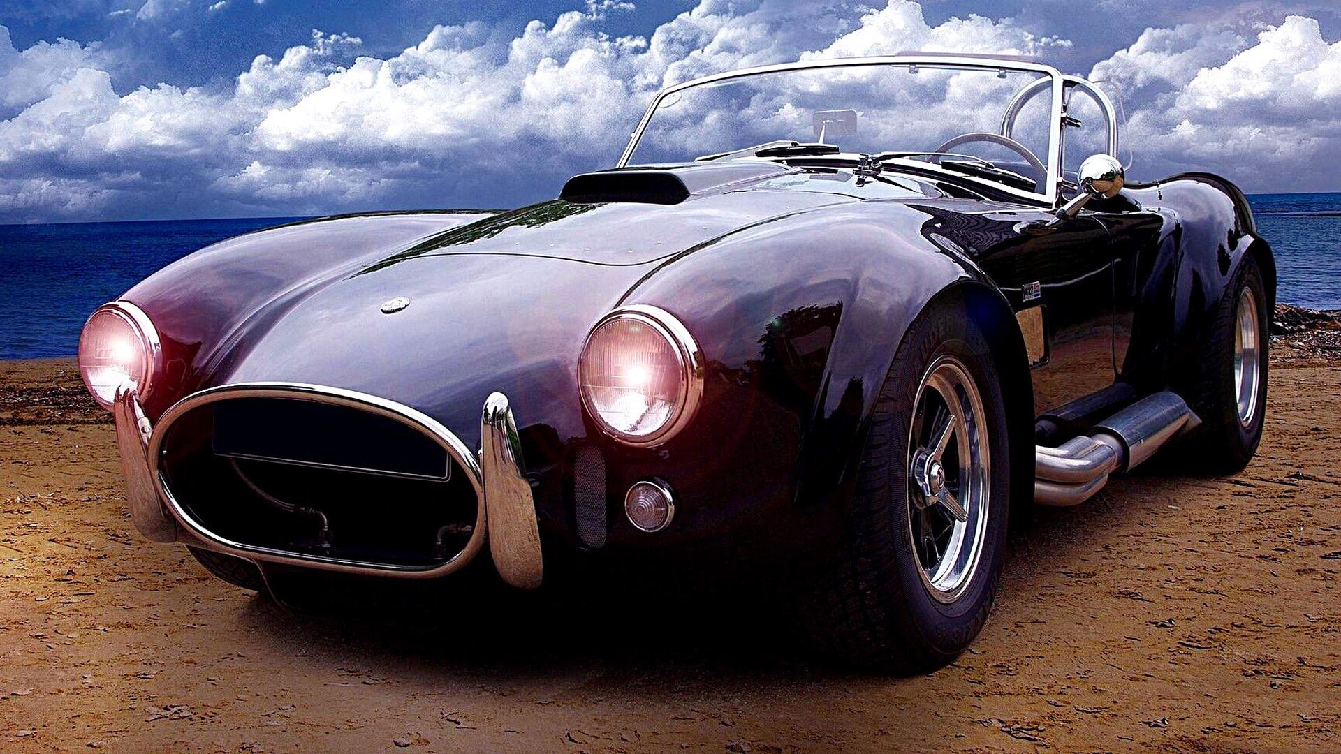 Title. Shelby AC Cobra …