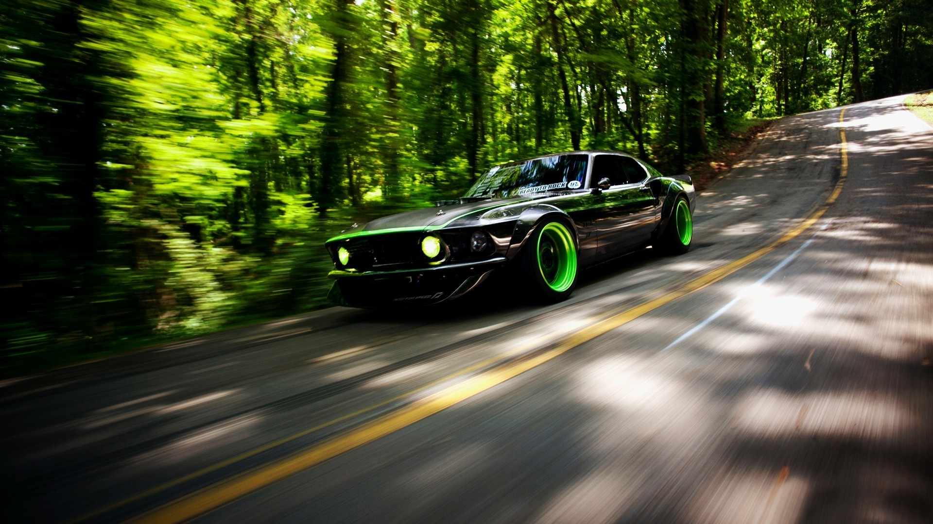car, Ford Mustang, Ford Mustang RTR X, Road, Motion Blur, Shelby Cobra  Wallpapers HD / Desktop and Mobile Backgrounds