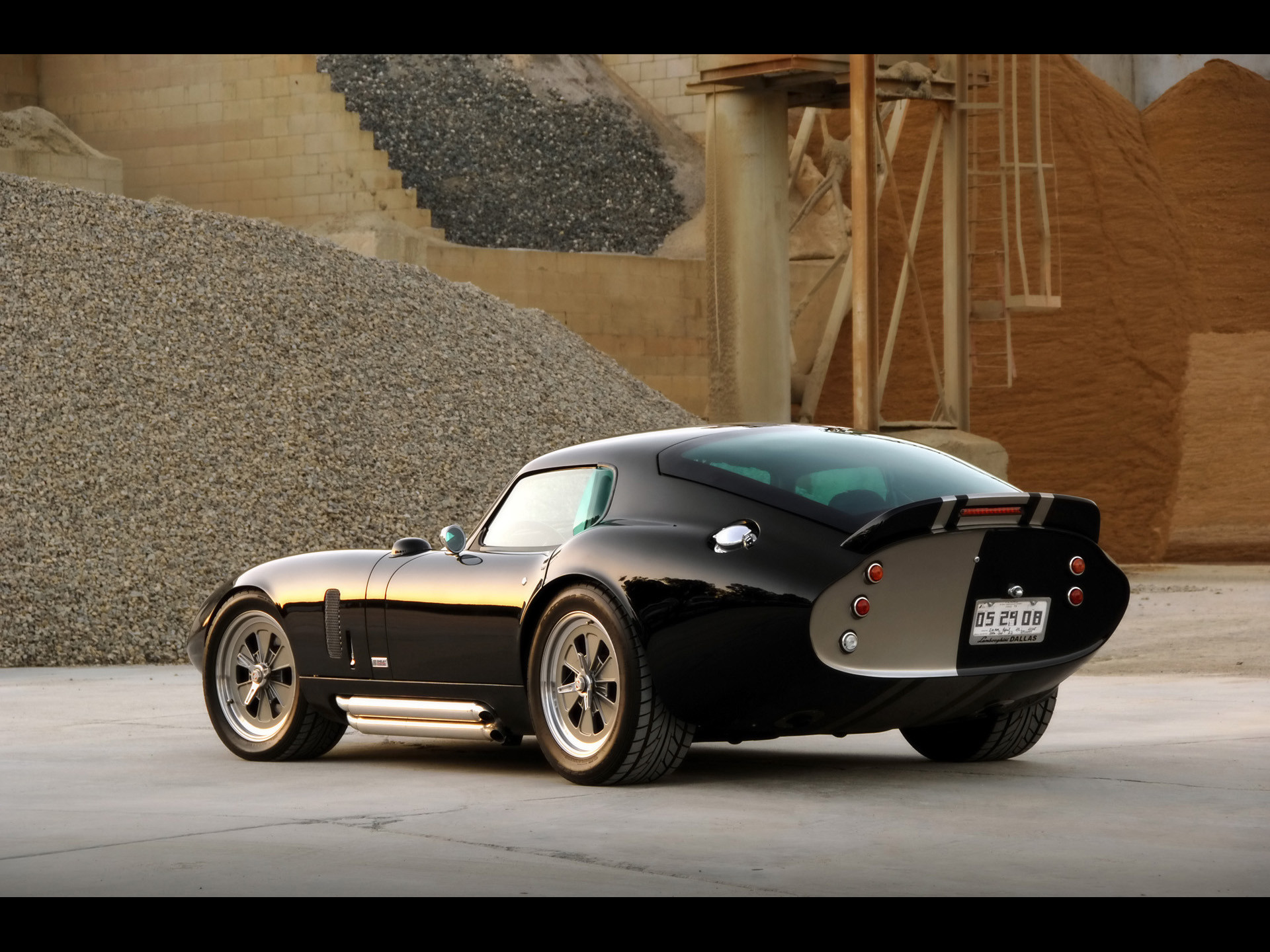 Wallpapers with 2009 Superformance Shelby Daytona Cobra Coupe, size: This  is the high resolution picture no.