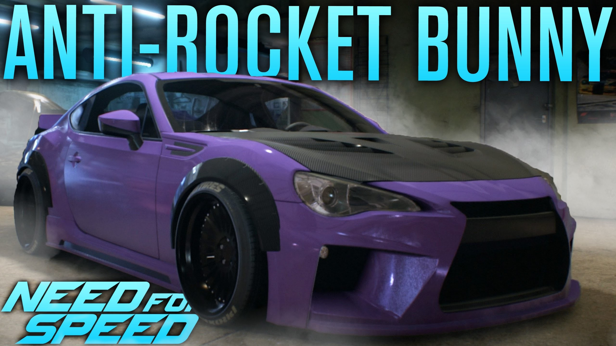 ANTI-ROCKET BUNNY & NOS SCION FRS DRIFT BUILD! | Need for Speed 2015  Gameplay – YouTube