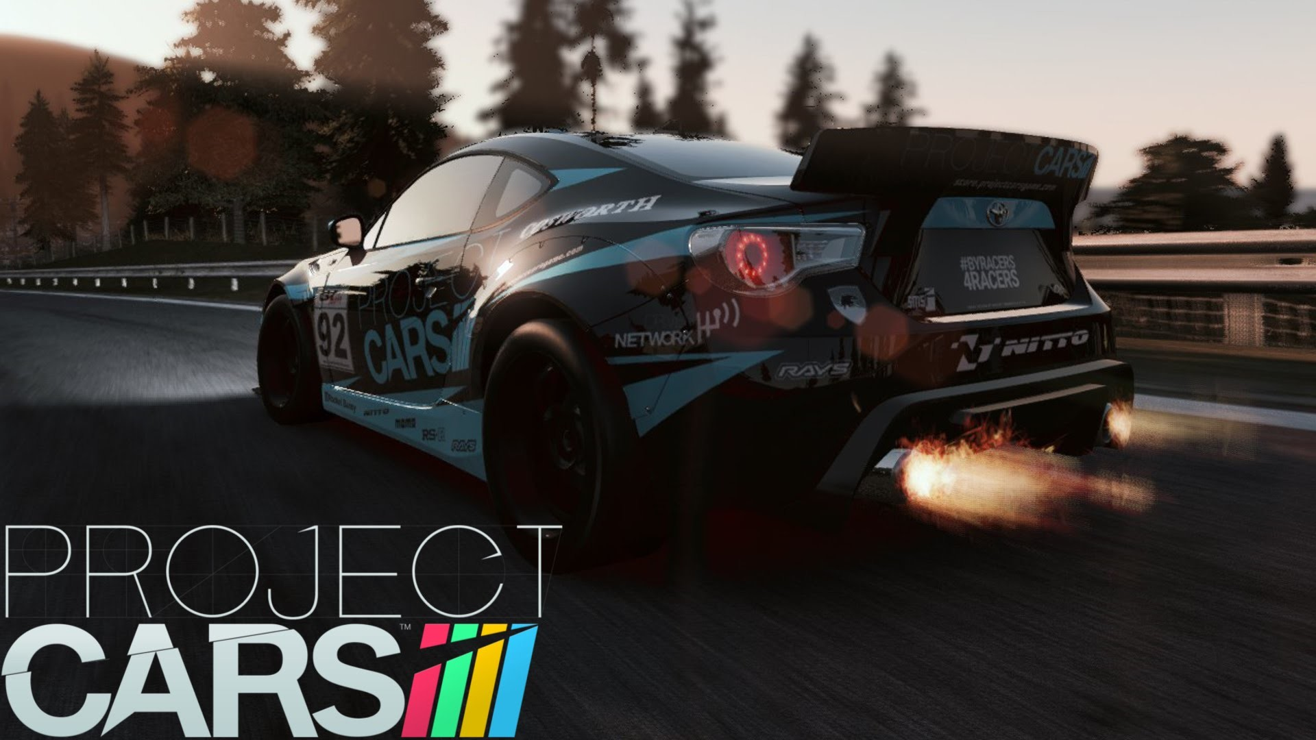 Project CARS | Toyota GT86 & Scion FR-S Rocket Bunny | Japanese Cars DLC –  YouTube