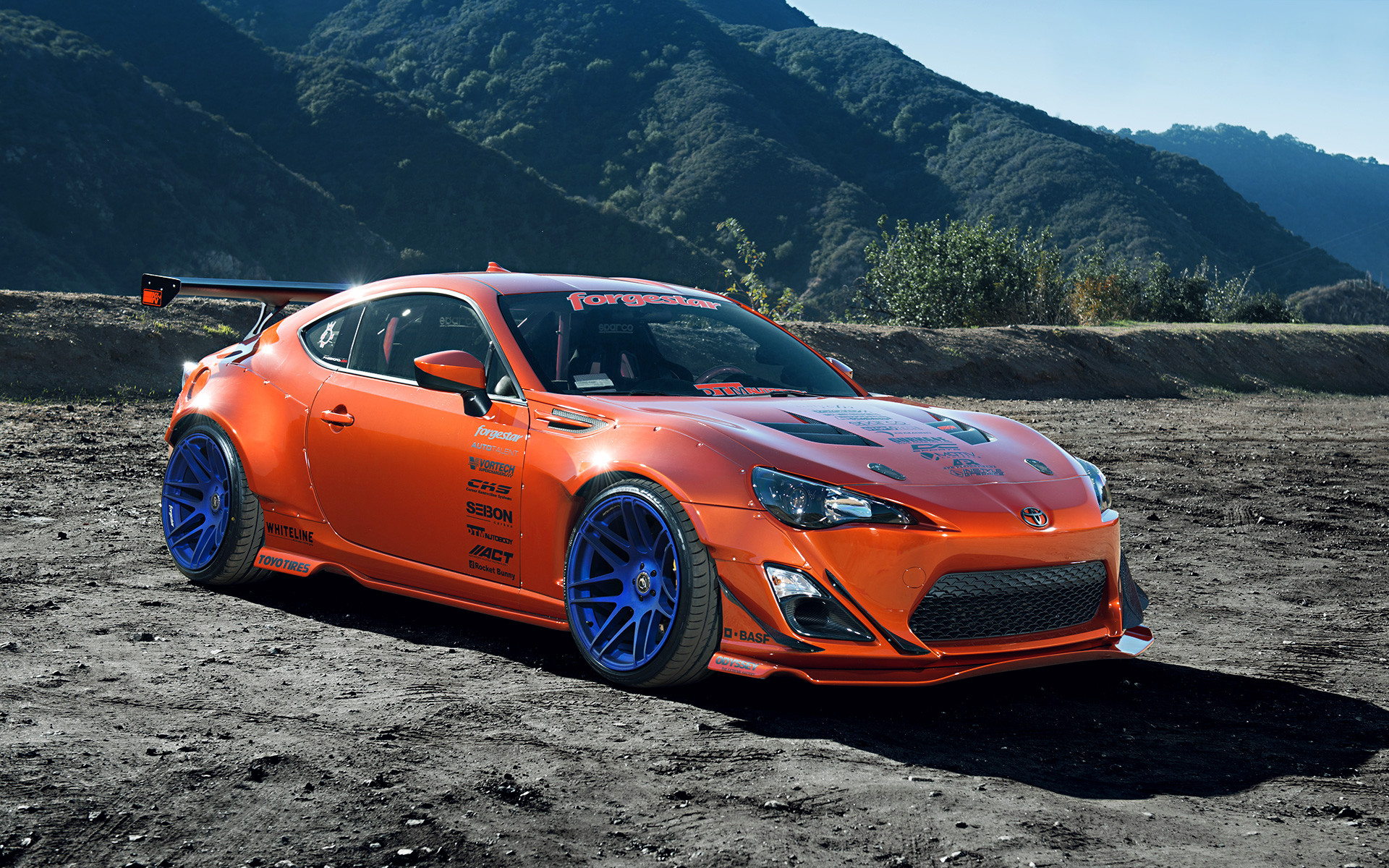 Toyota 86 Scion FR-S Tuning wallpaper | | 76682 | WallpaperUP