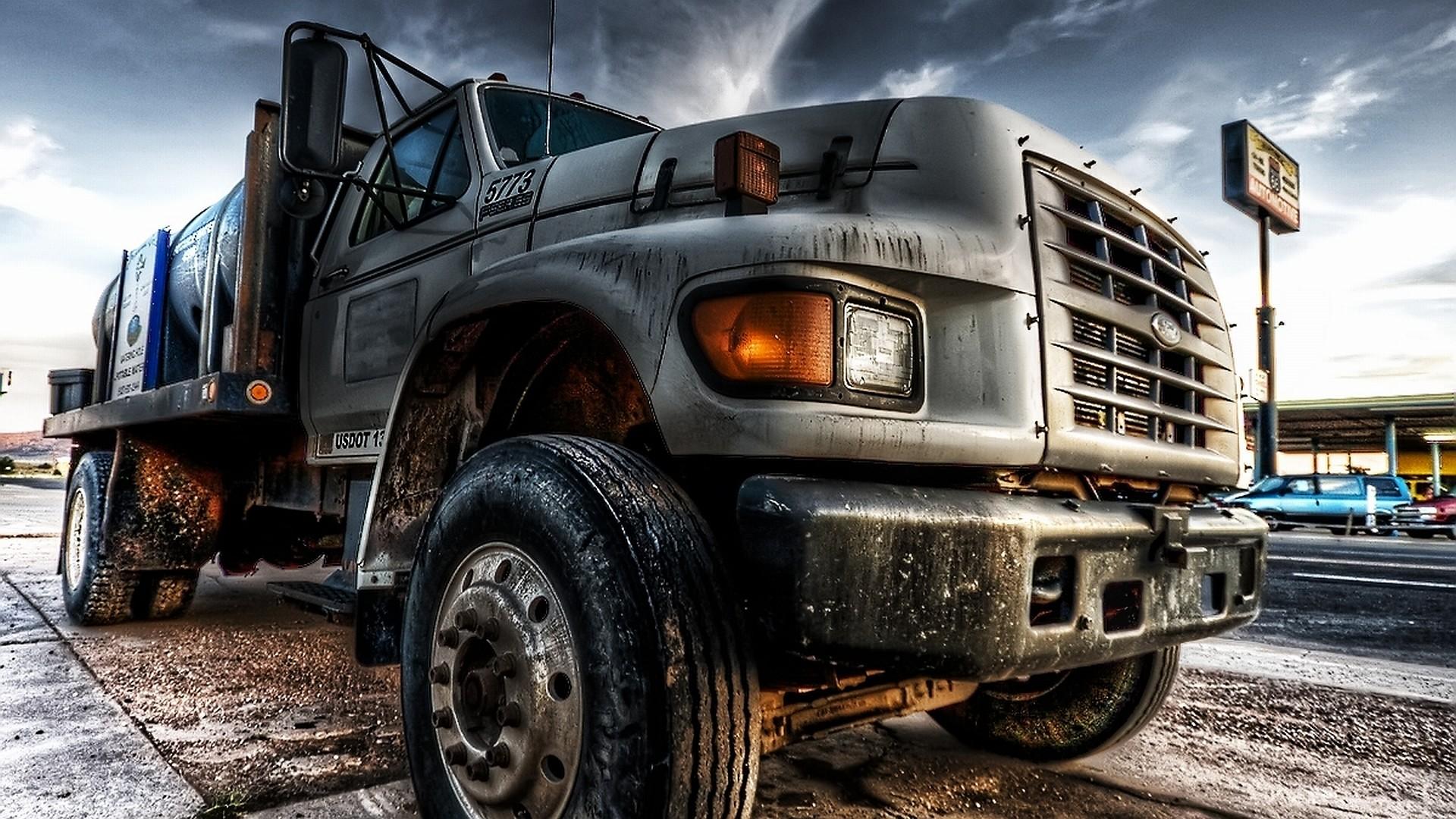 … truck 5 …