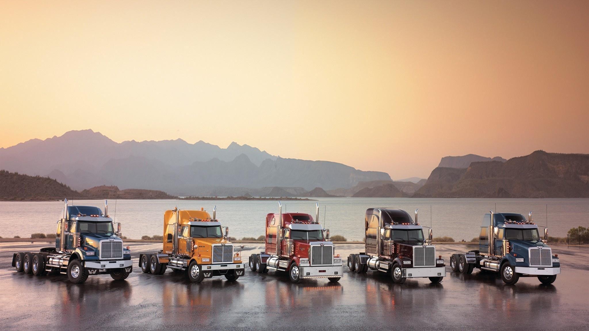 … cool semi truck wallpaper · Download Image