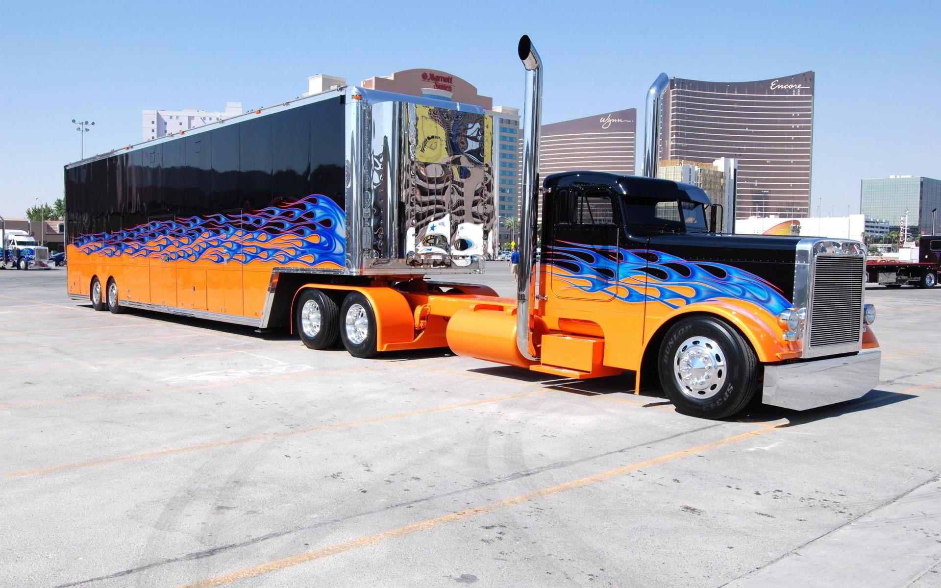 Peterbilt Trucks | Wallpapers Peterbilt Truck | #718443 #peterbilt