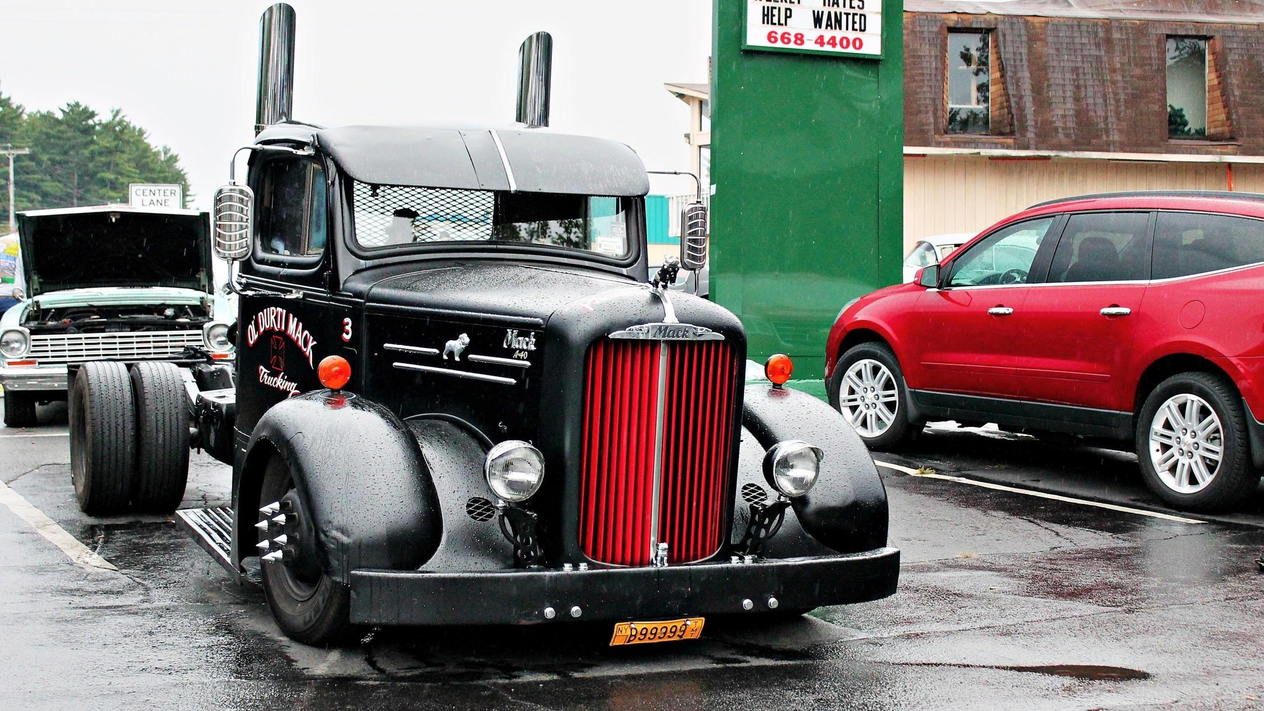 Mack Titan 15 wallpaper – Mack – Trucks | Buses – Wallpaper Collection
