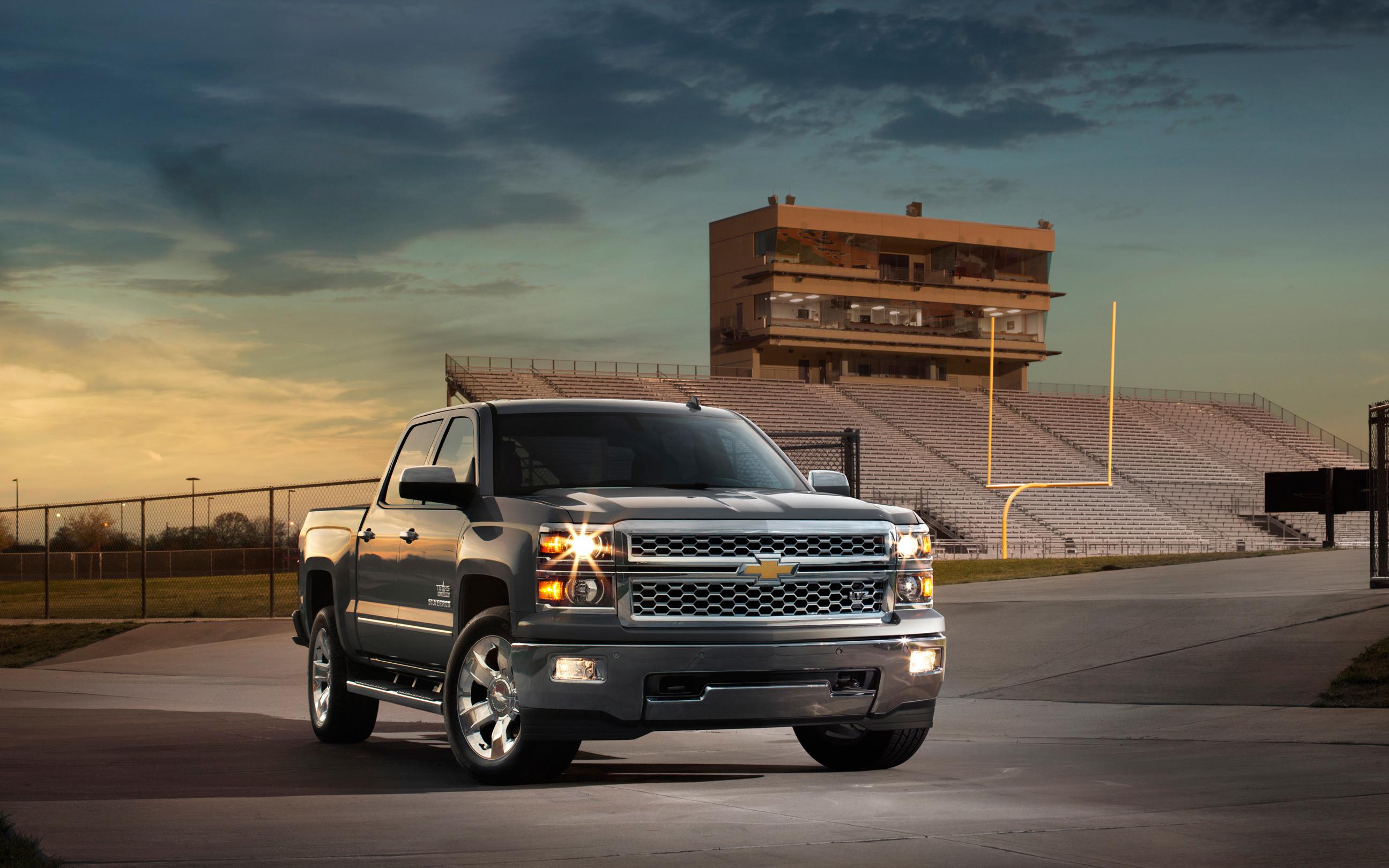 Chevrolet wallpapers chevy silverado