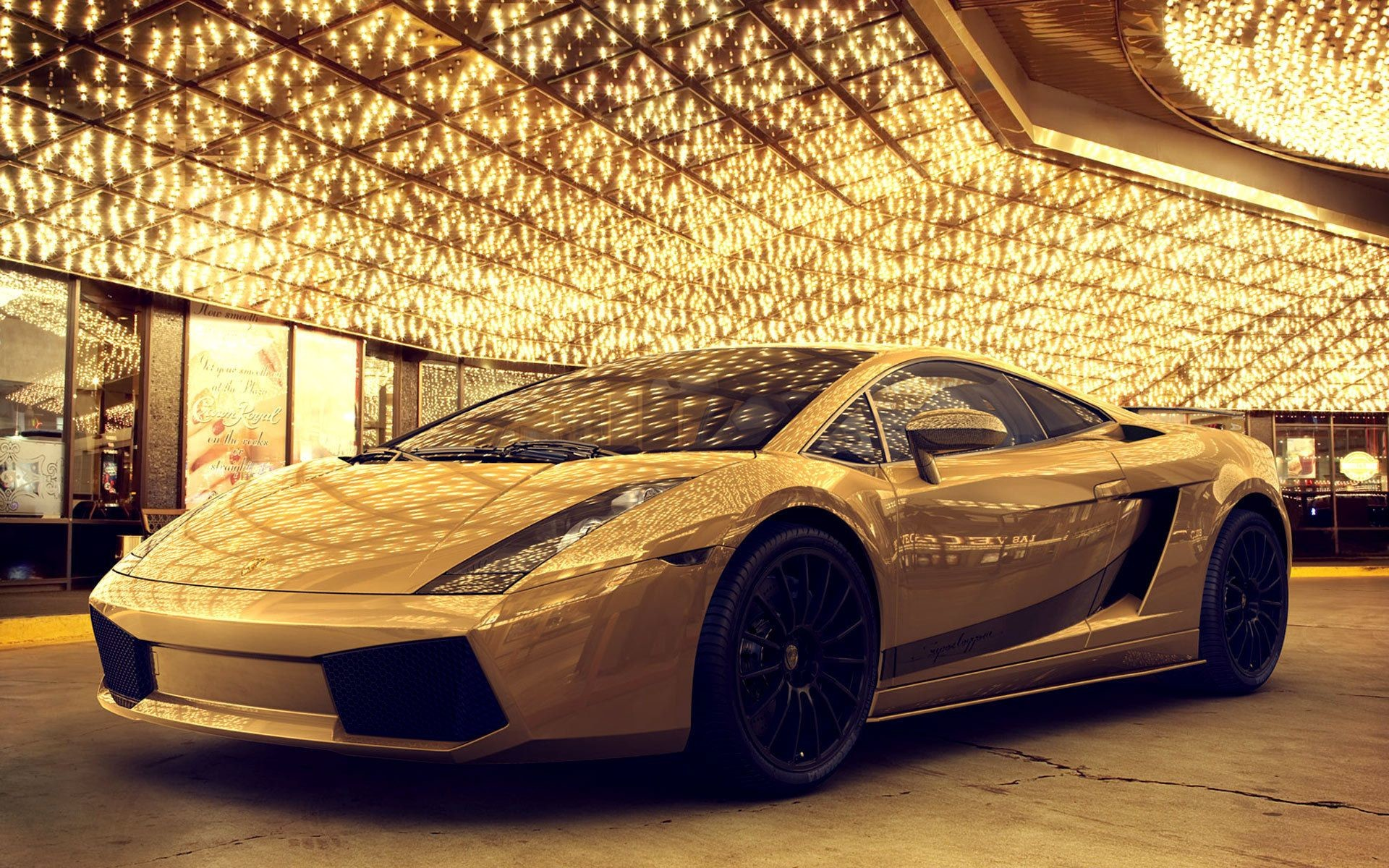 Beautiful HD Wallpapers very attractive.Top HD Wallpapers very wonderful. Gold Plated Lamborghini Aventador