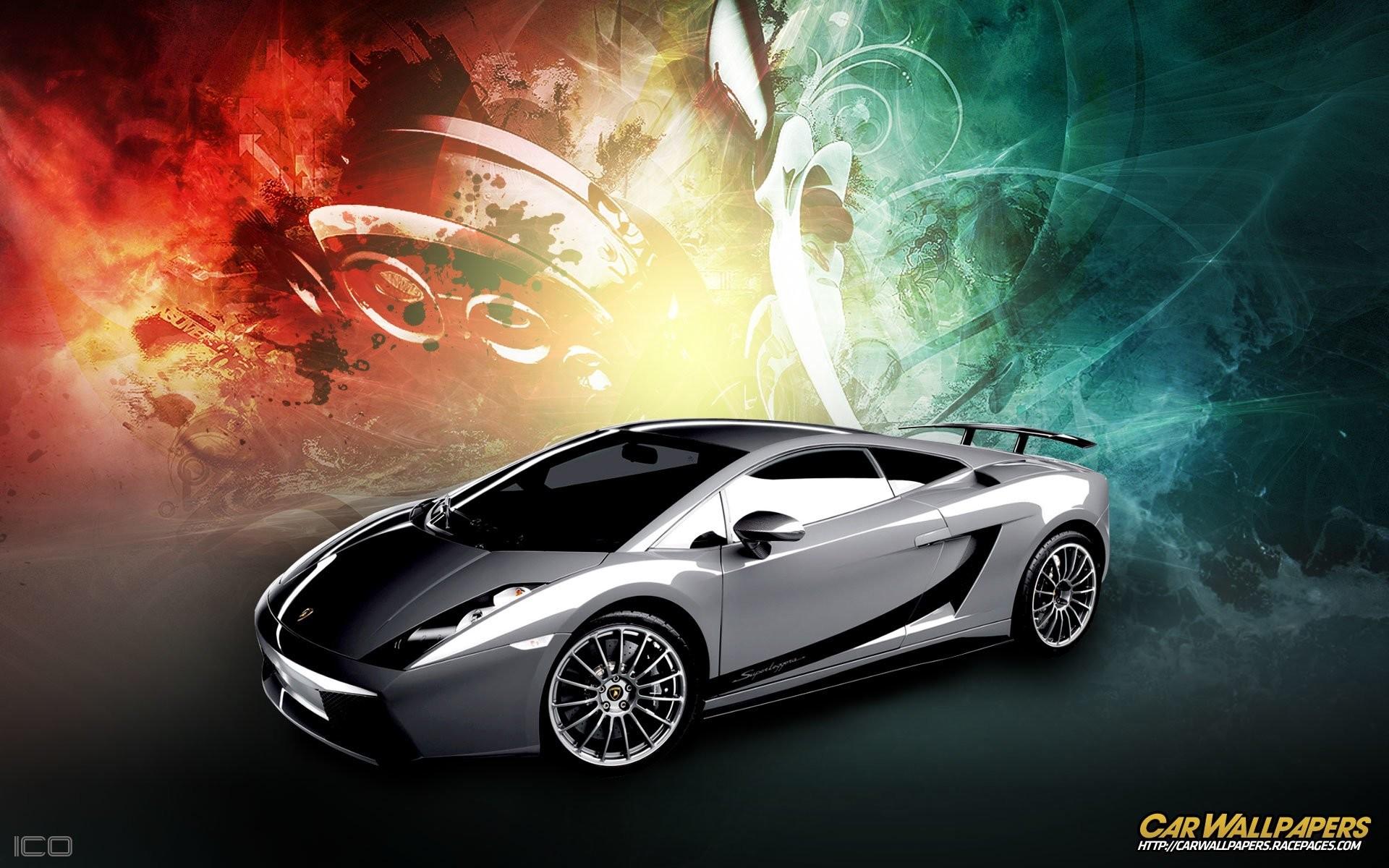 Black Lamborghini Aventador Supercar HD desktop wallpaper High