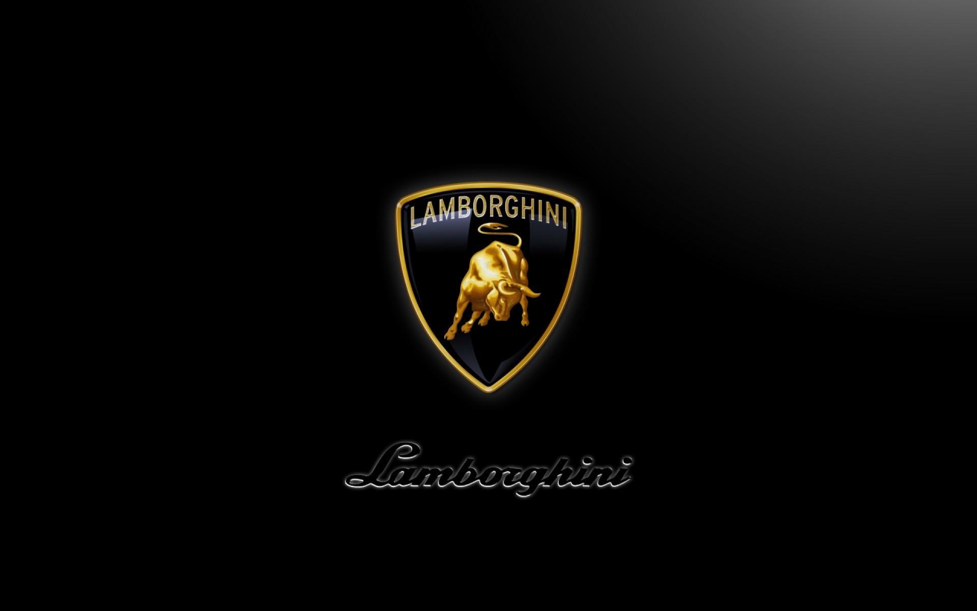 … Lamborghini Logo Wallpaper …