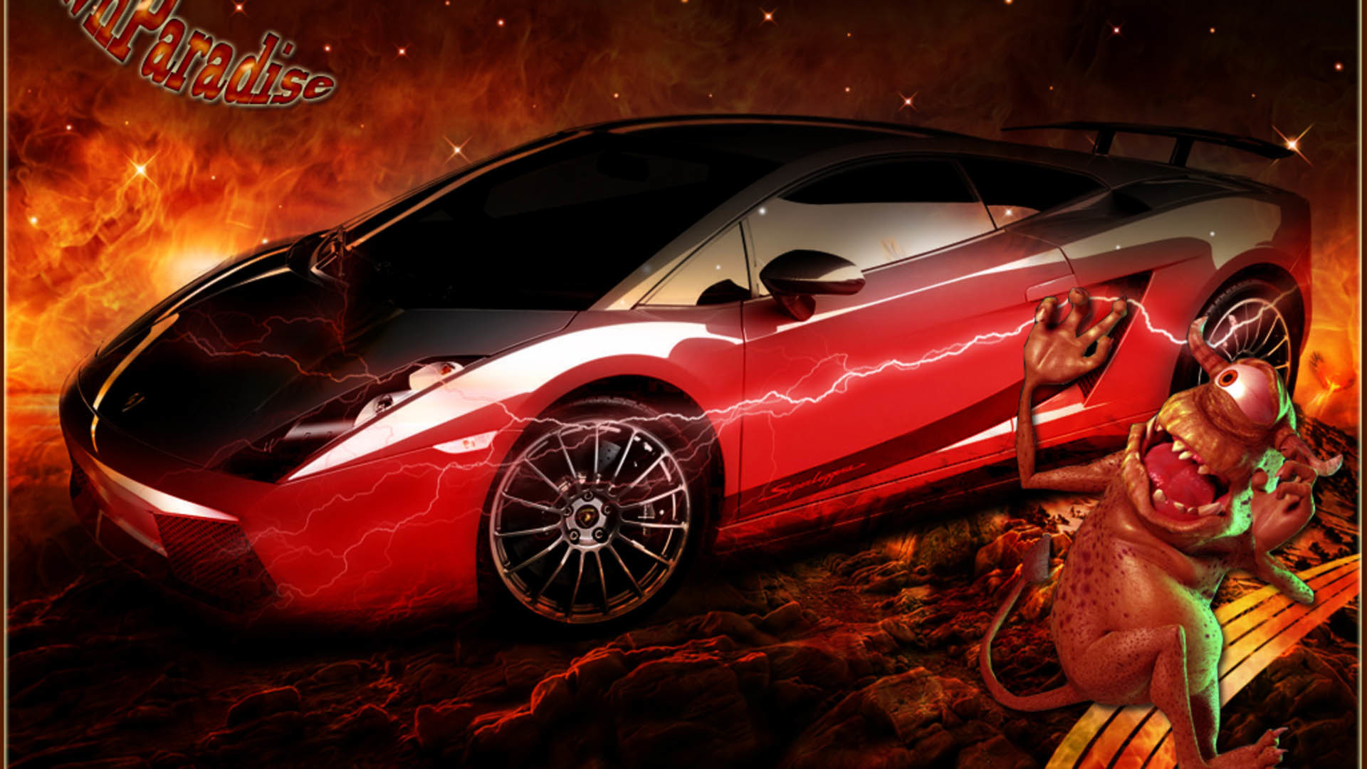 Cool Red Lamborghini Wallpapers. Home > Galleries > Top 10 Lamborghini  Wallpapers