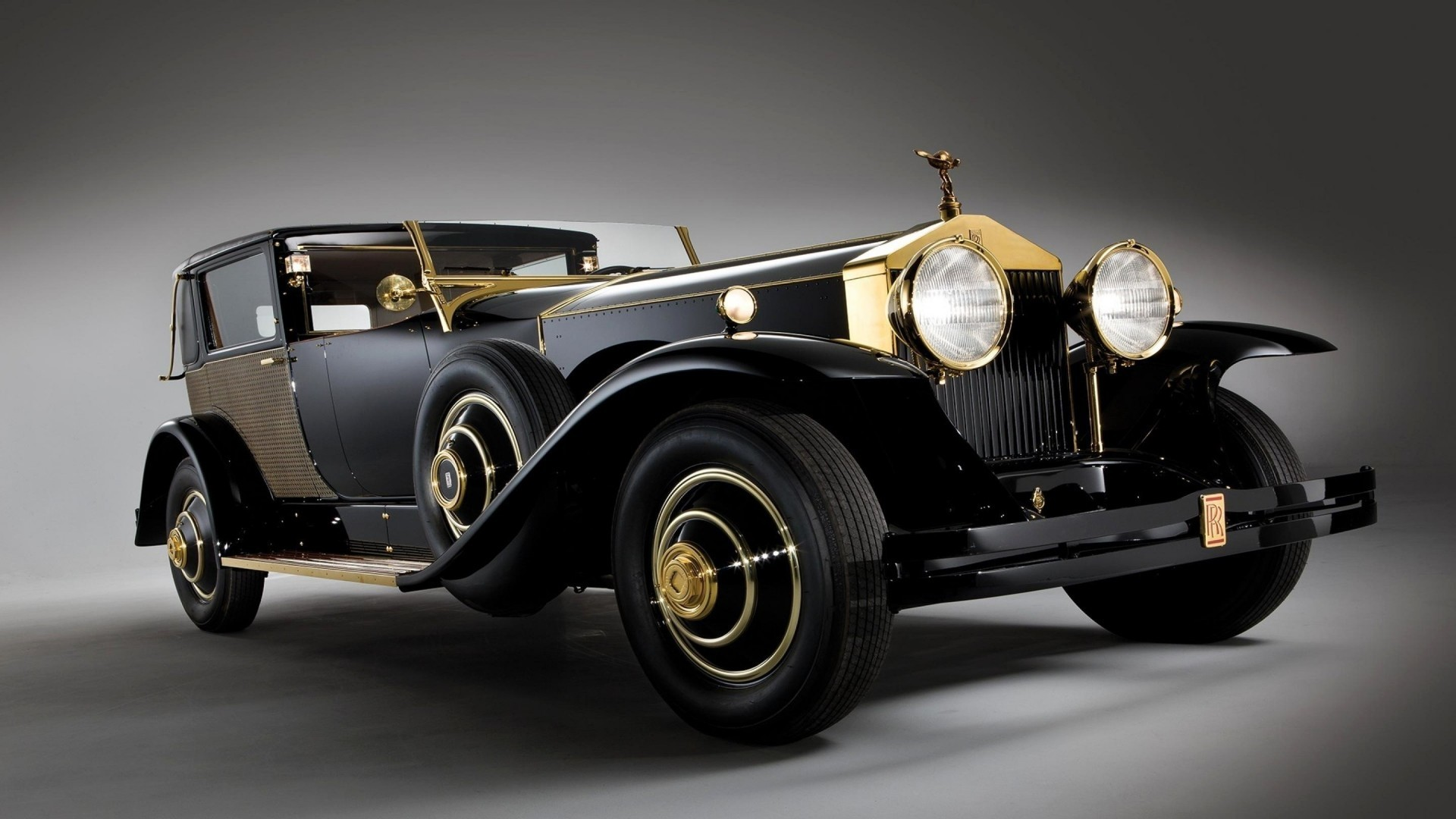 Rolls-Royce Phantom I – World Of Classic Cars – Rank 167