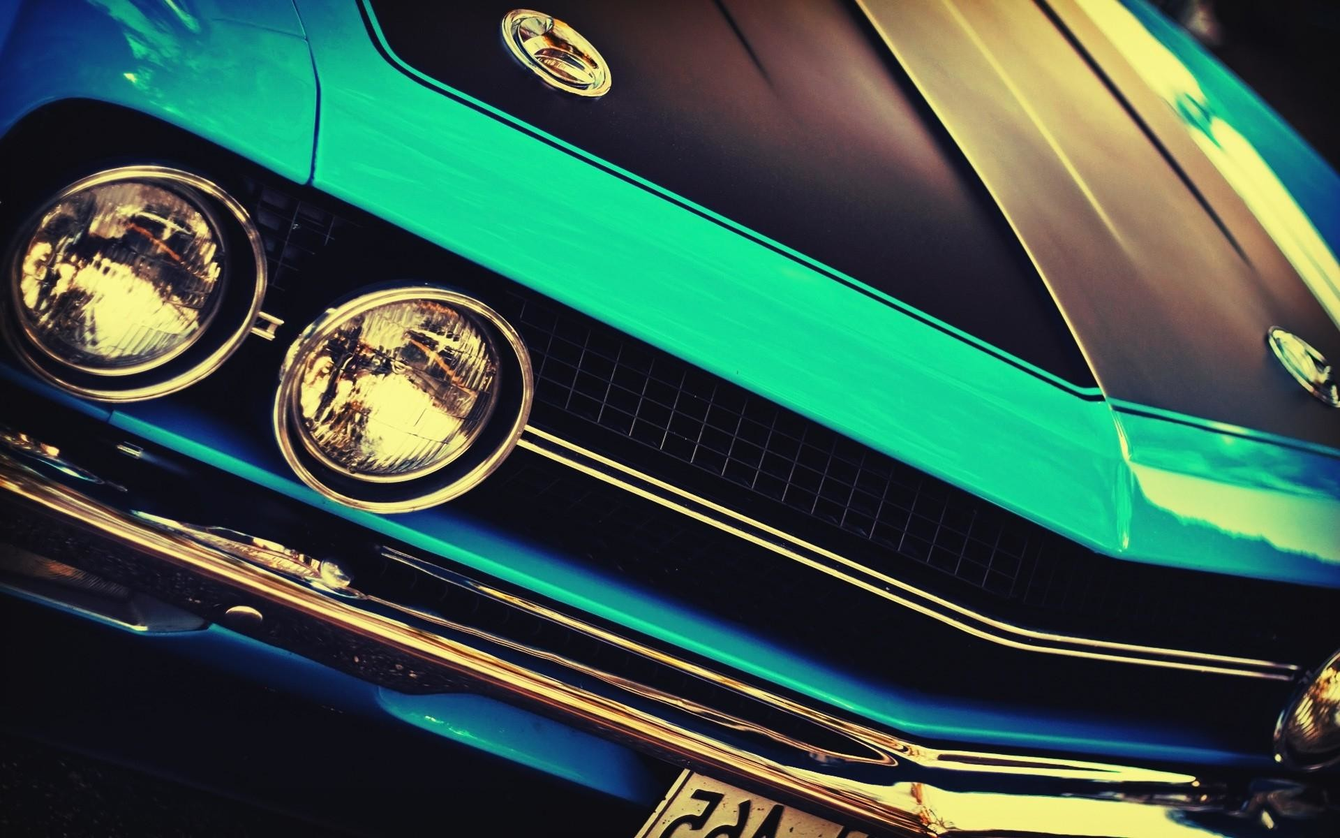 Classic American Muscle Cars Wallpapers HD / Desktop and Mobile Backgrounds