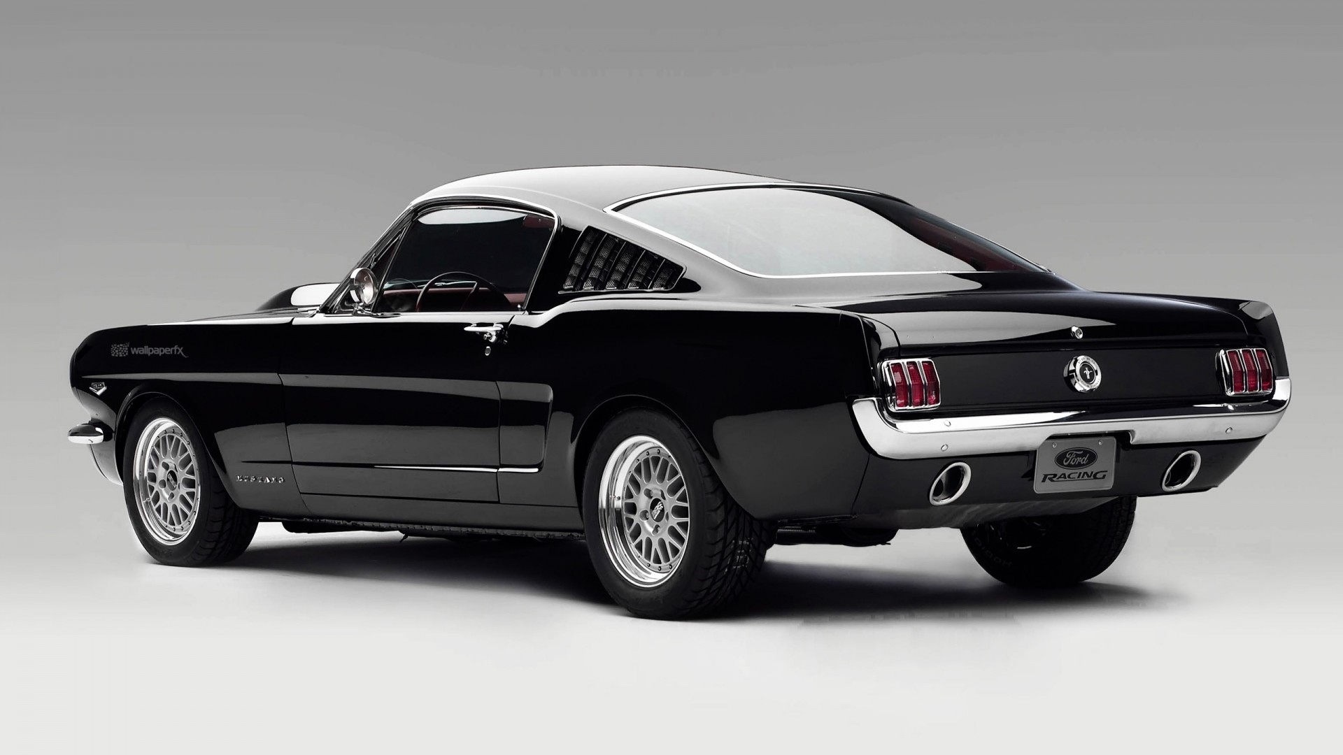 1965 Ford Mustang Fastback with Cammer Engine. My dream car