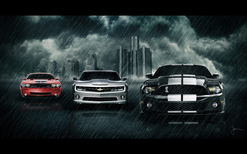 colorful pictures of muscle cars | Wallpapers 1024×768 » Cars Old American Muscle  Car Free Wallpaper