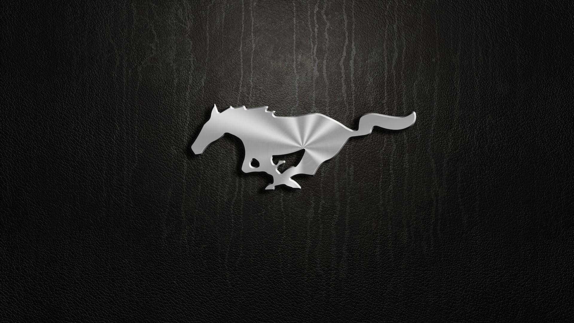 Ford Mustang Logo Wallpaper 20790
