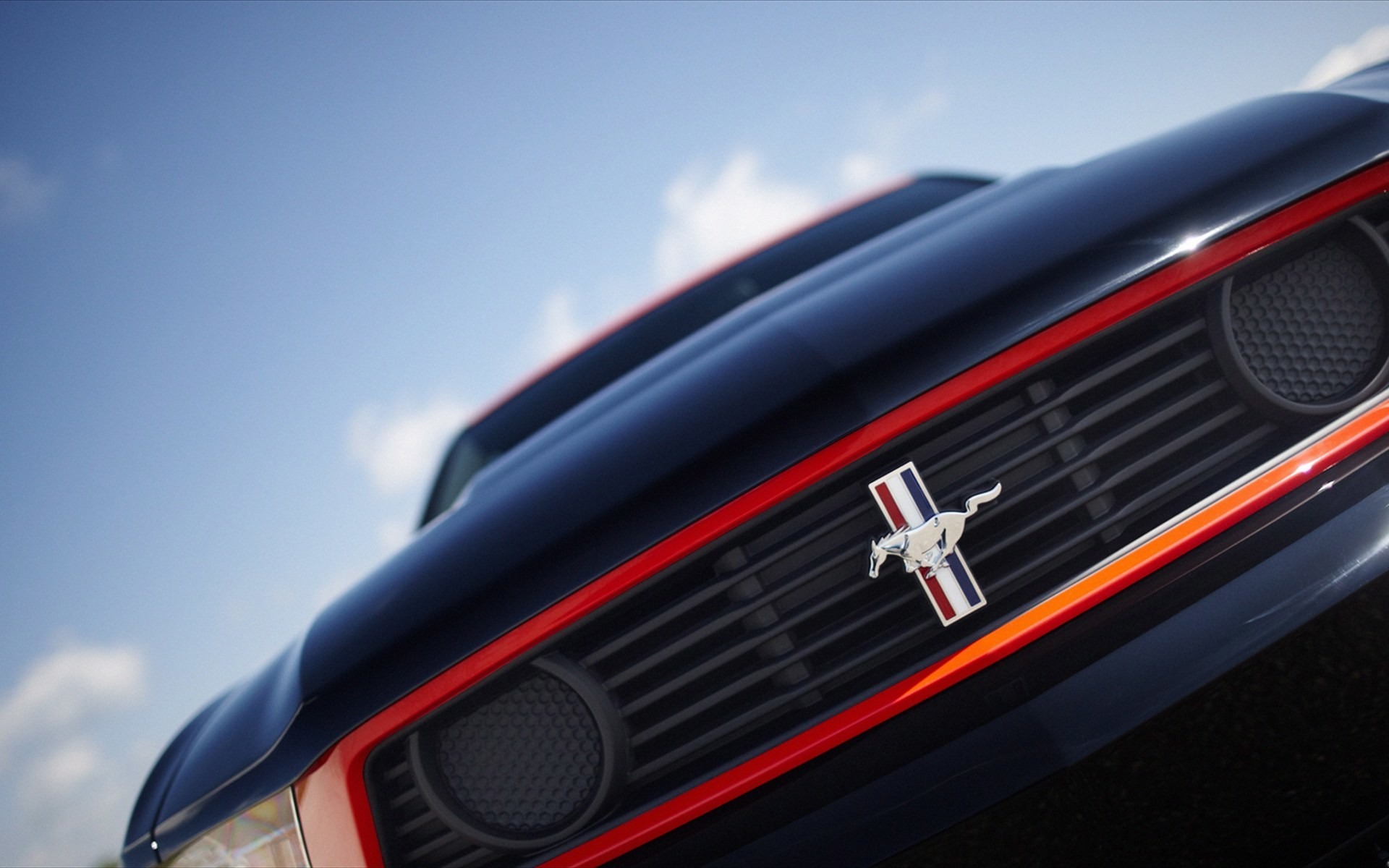 Ford Mustang Boss Laguna Seca