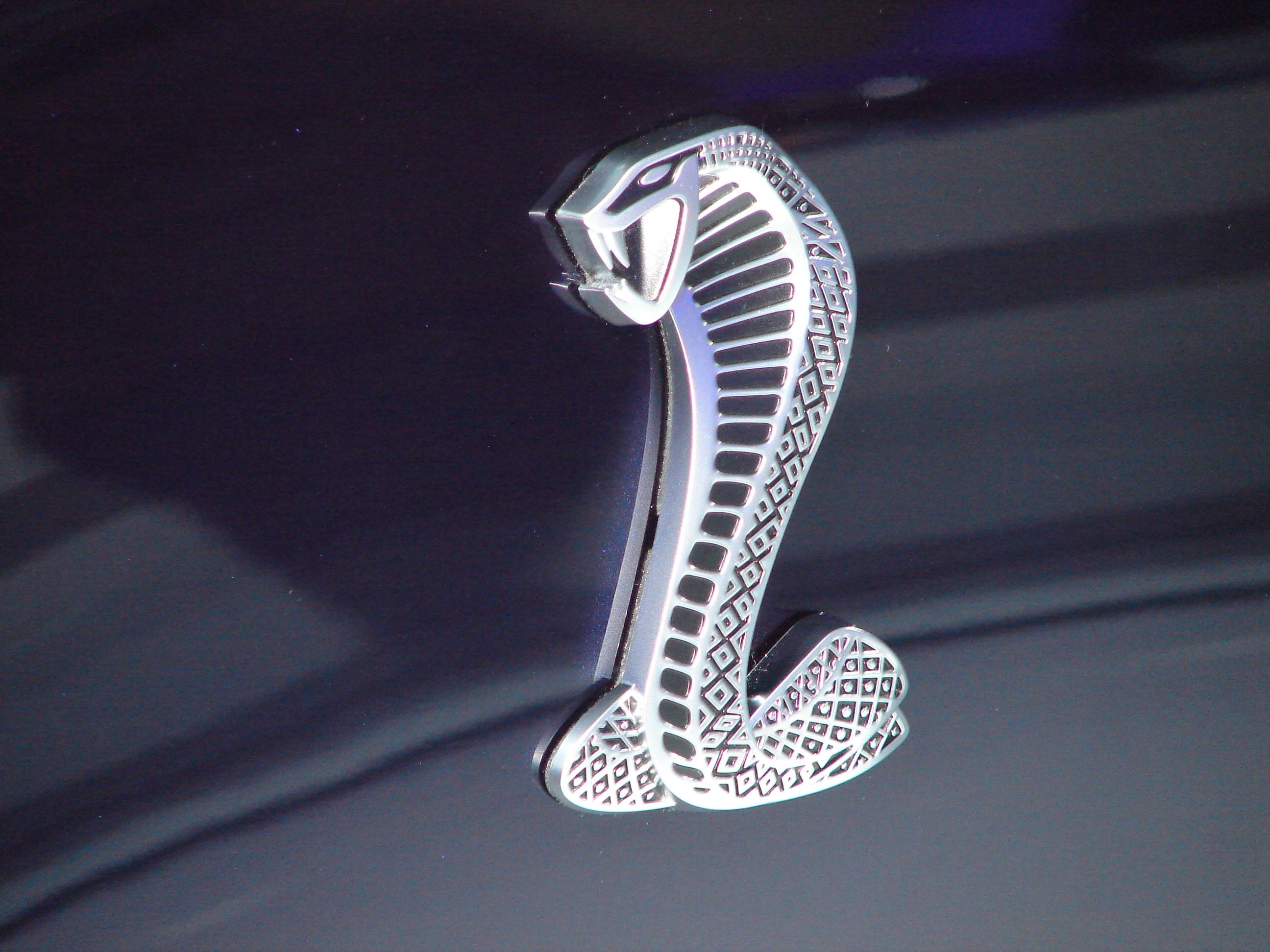 Mustang Cobra Logo