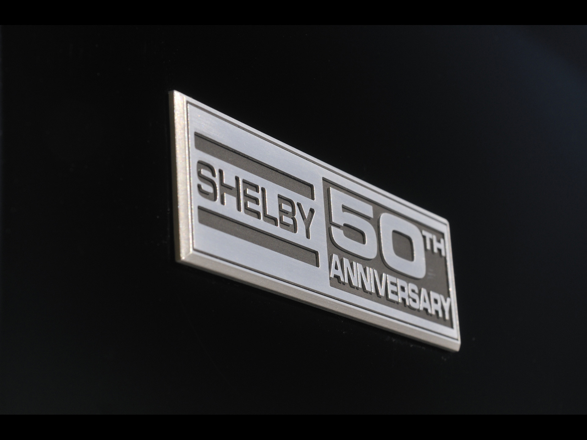 2012 Shelby GT 50th Anniversary Edition – GT350 Emblem – –  Wallpaper