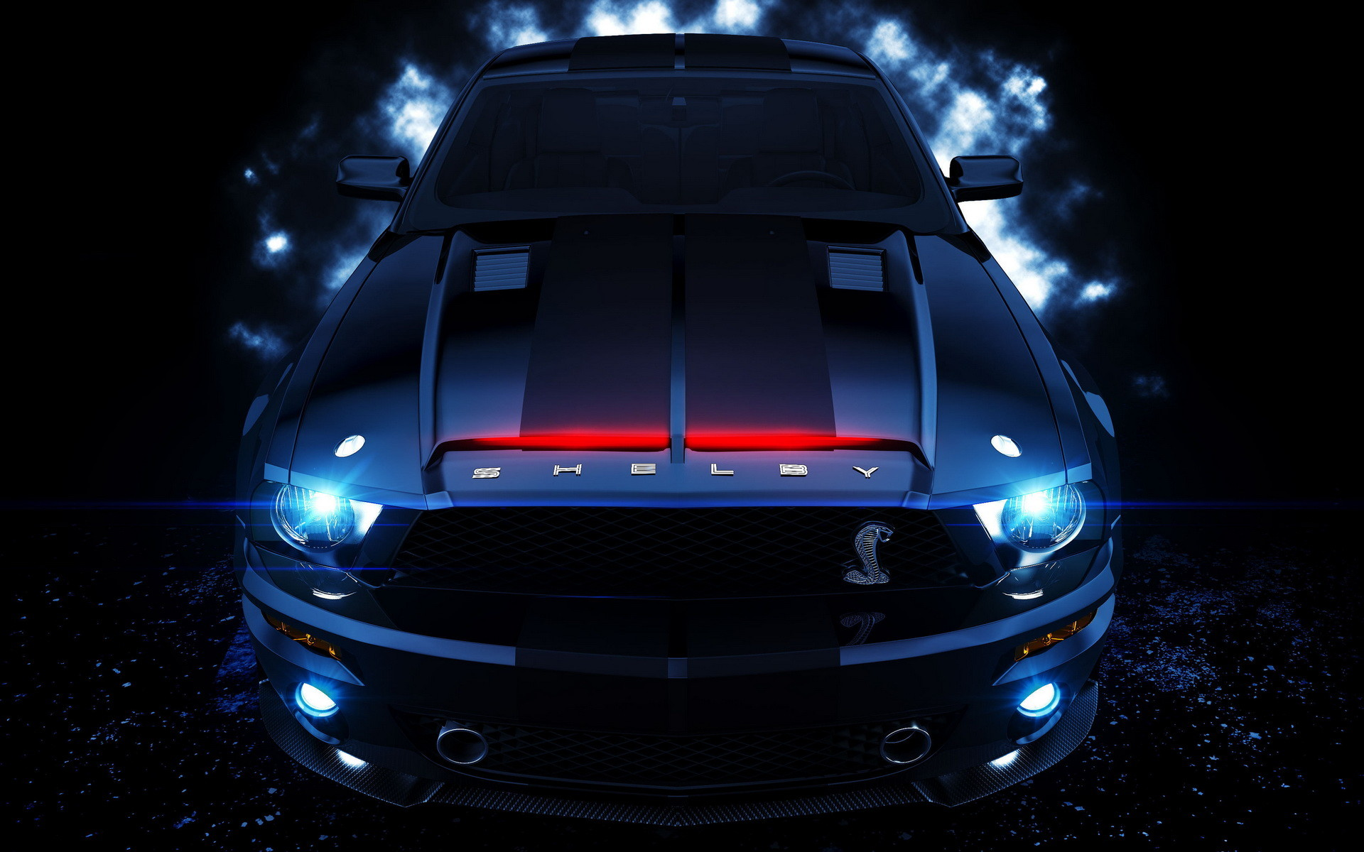 Ford Mustang Shelby Cobra Hd Wallpapers Backgrounds Wallpaper