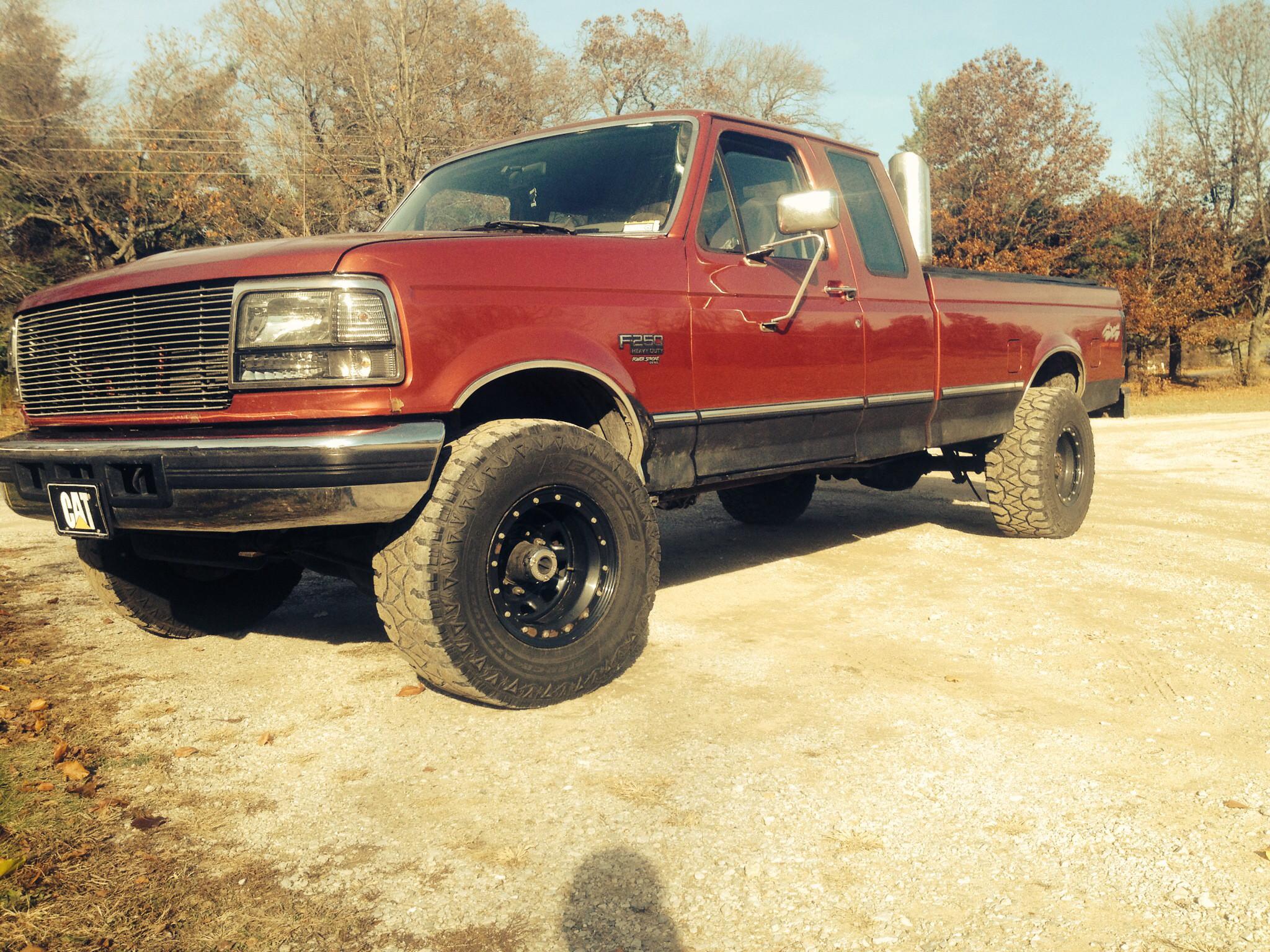 #obs#ford#diesel#truck#7.3#powerstroke