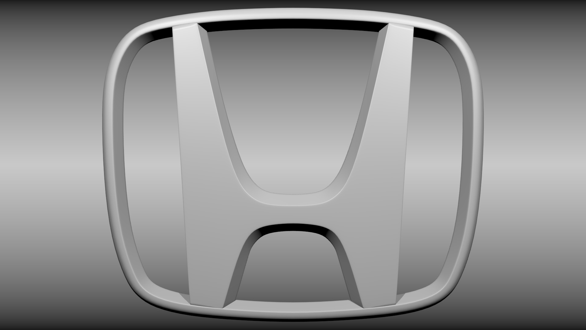 Black Honda Logo Png