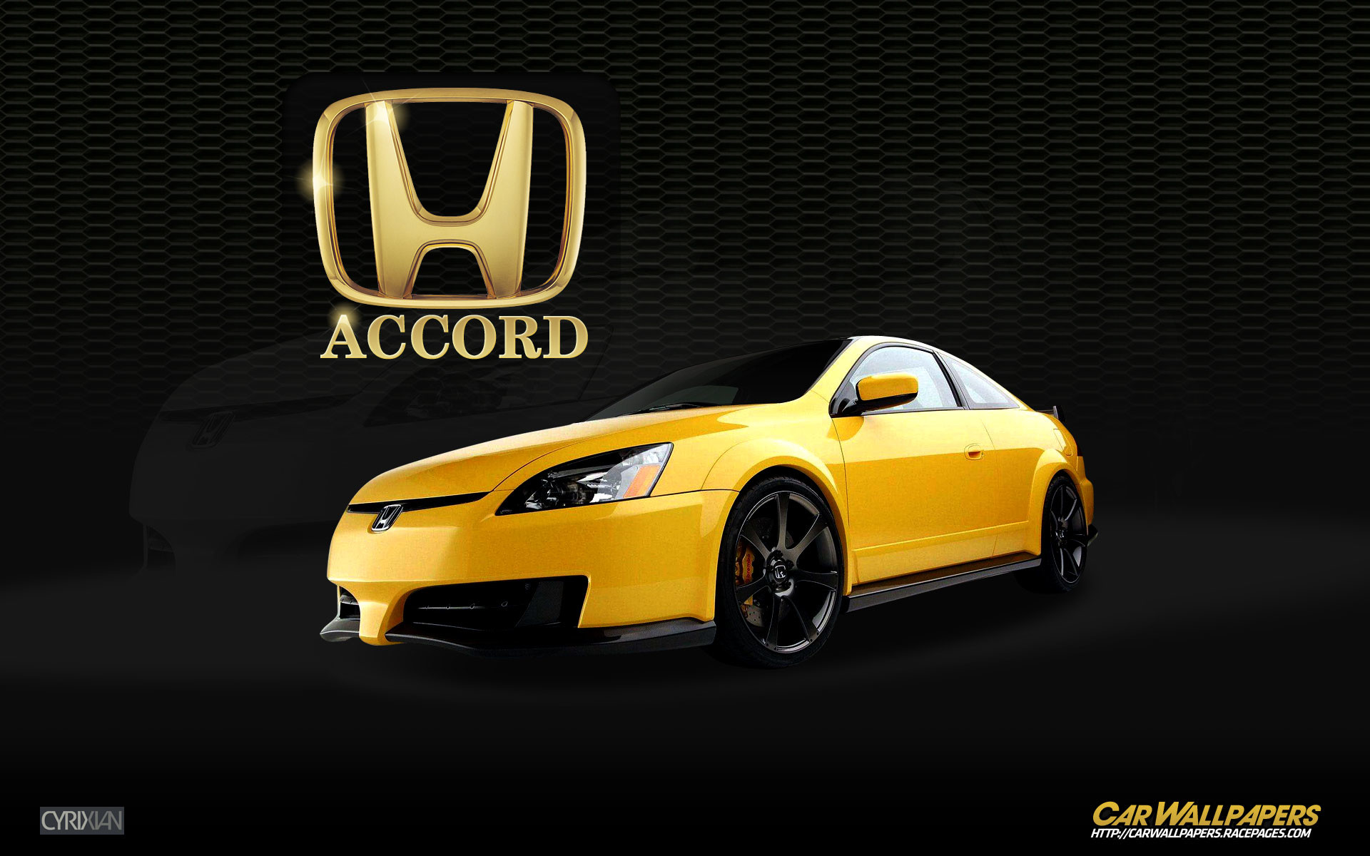 Honda Accord Logo Wallpaper