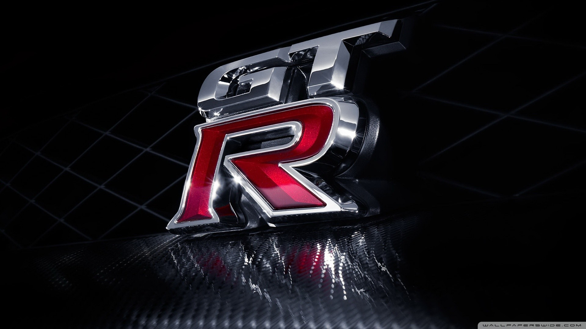 GTR Logo Wallpaper HD