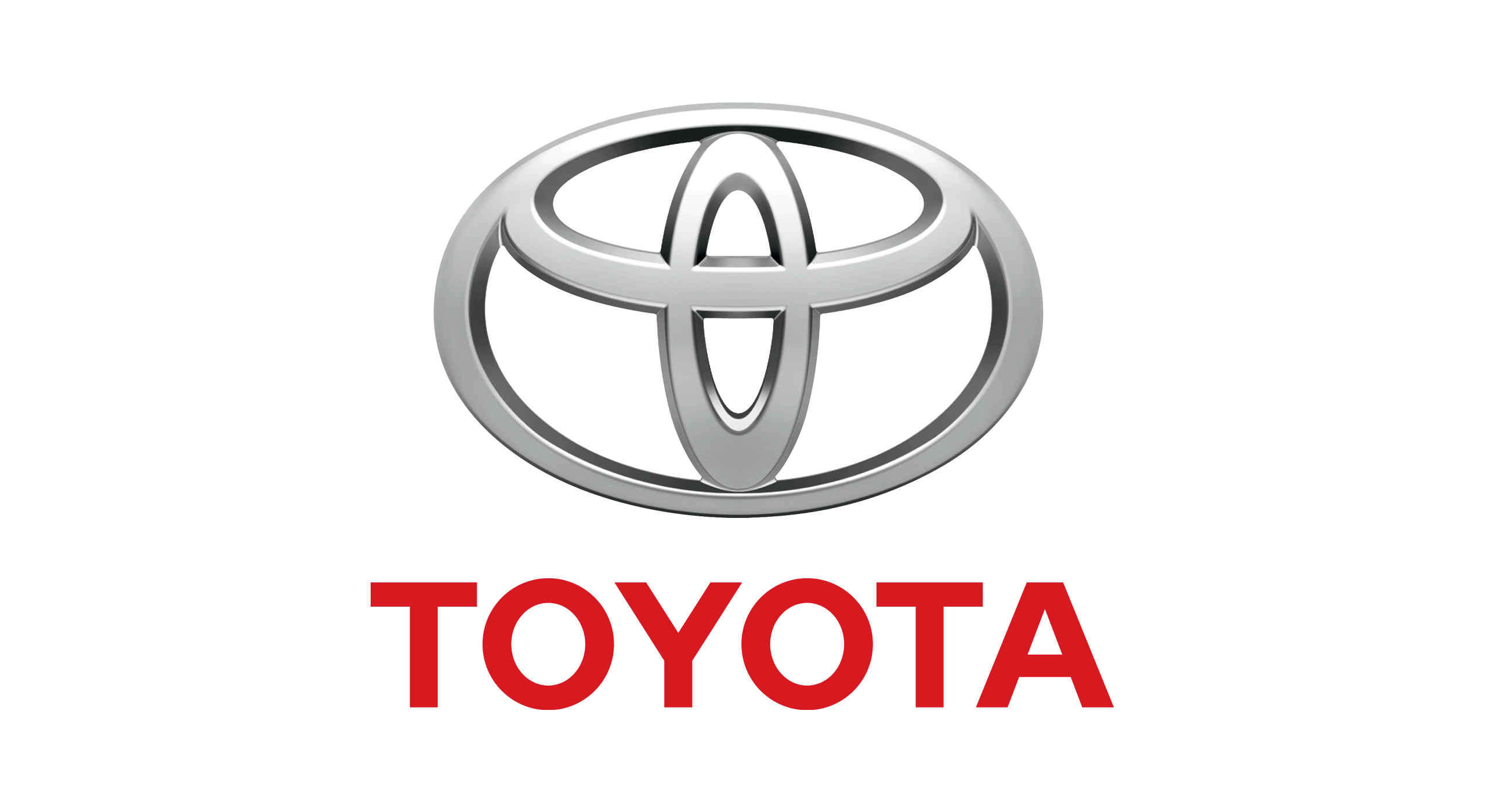 Toyota Logo (1989-Present) 2560×1440 HD png