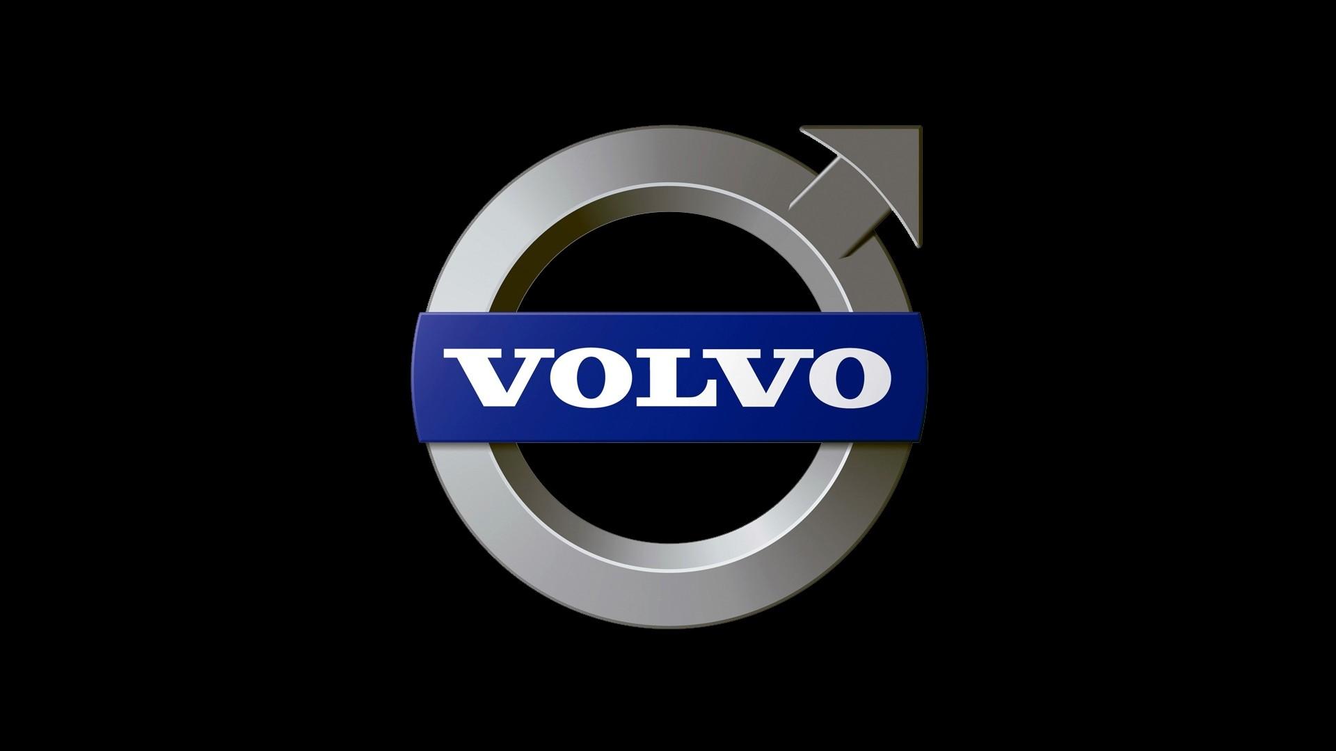 Volvo Logo Wallpaper Full HD #ARO