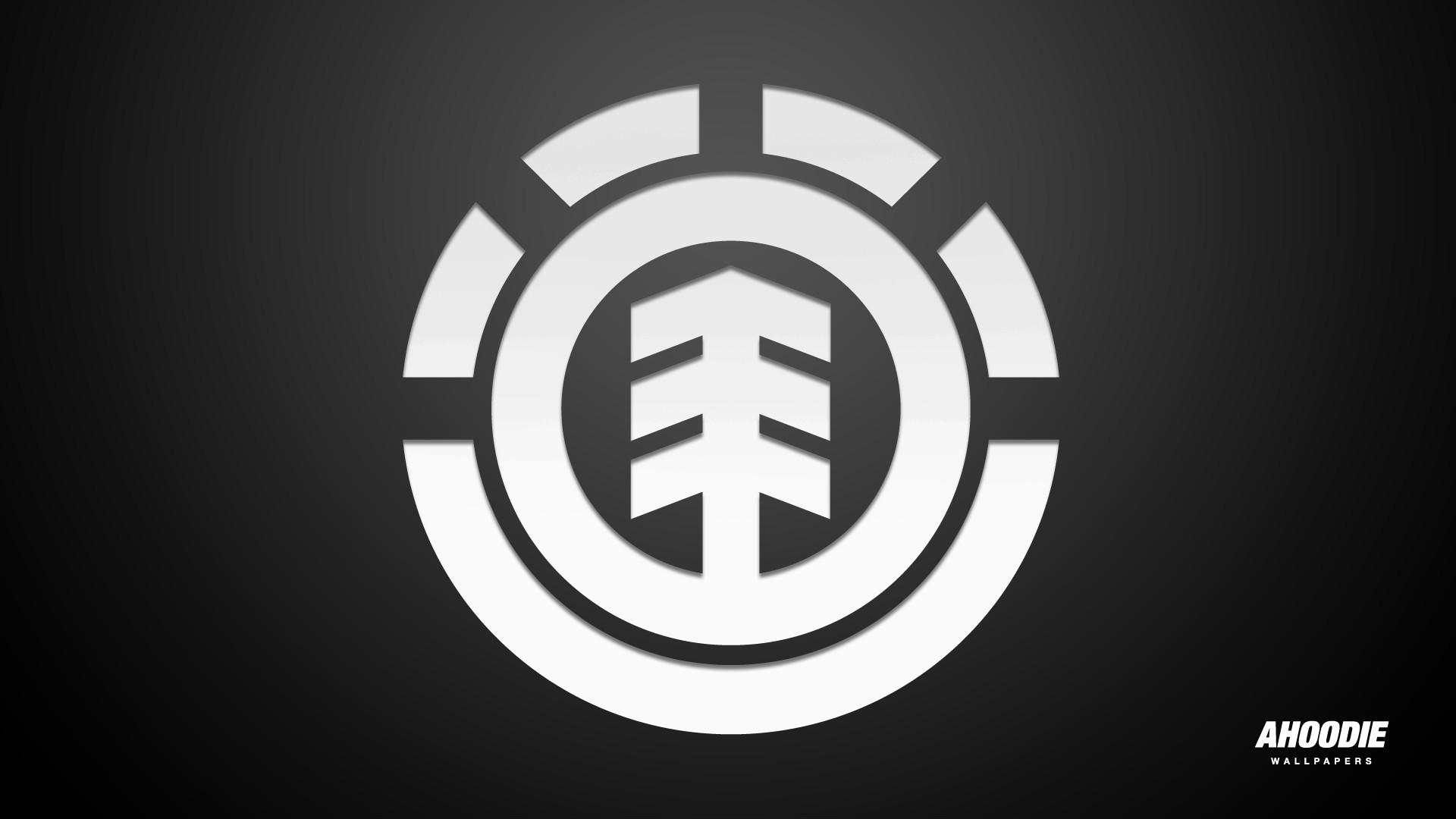 Element Logo Wallpaper