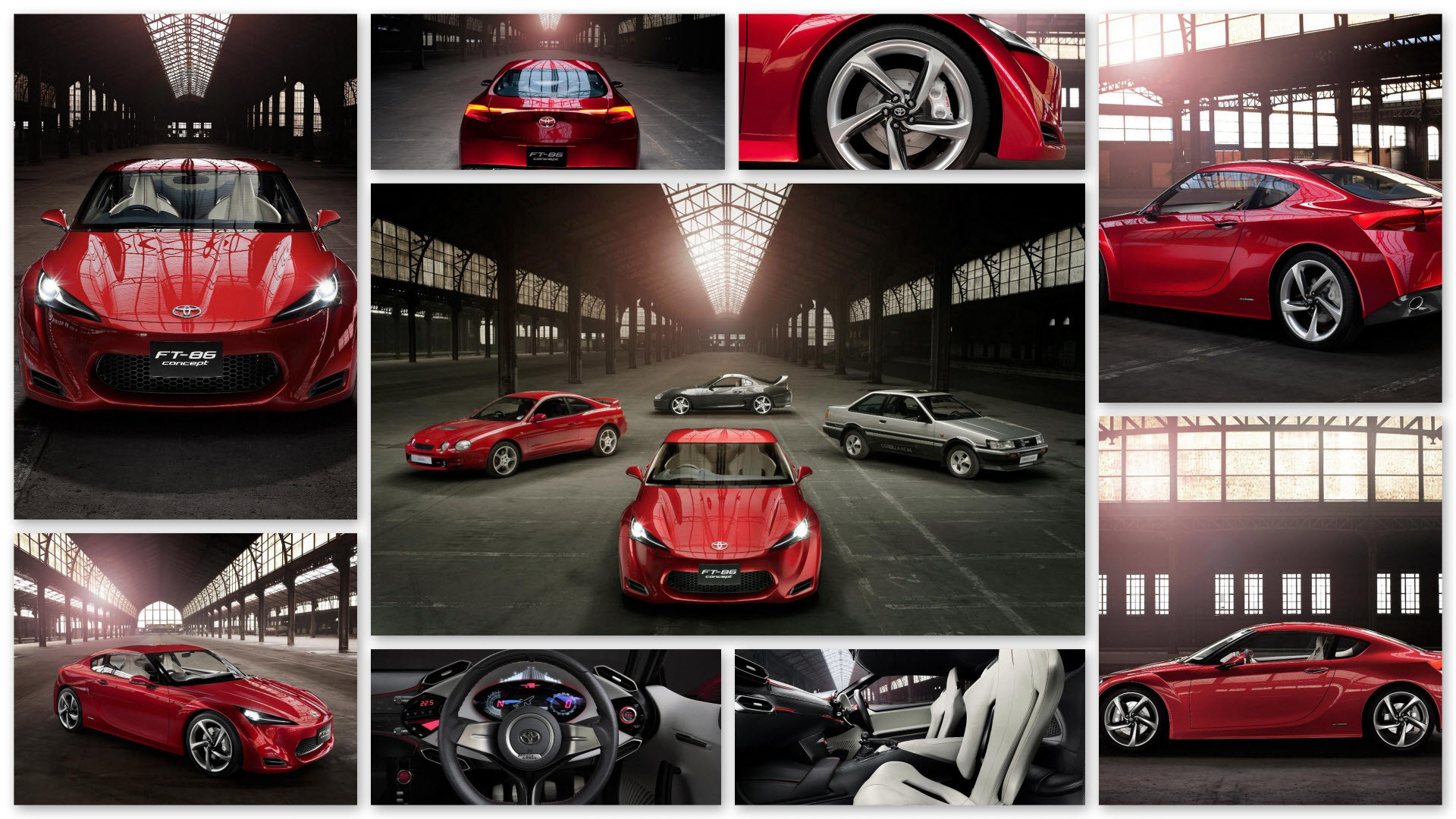 Toyota Wallpaper 14