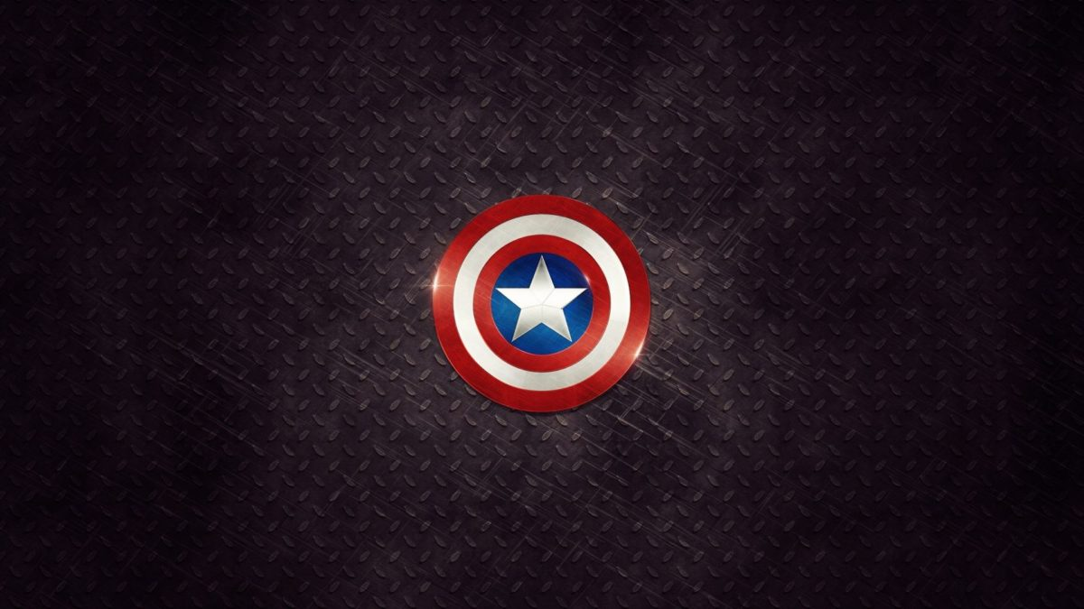 Wallpaper Iron Man Logo