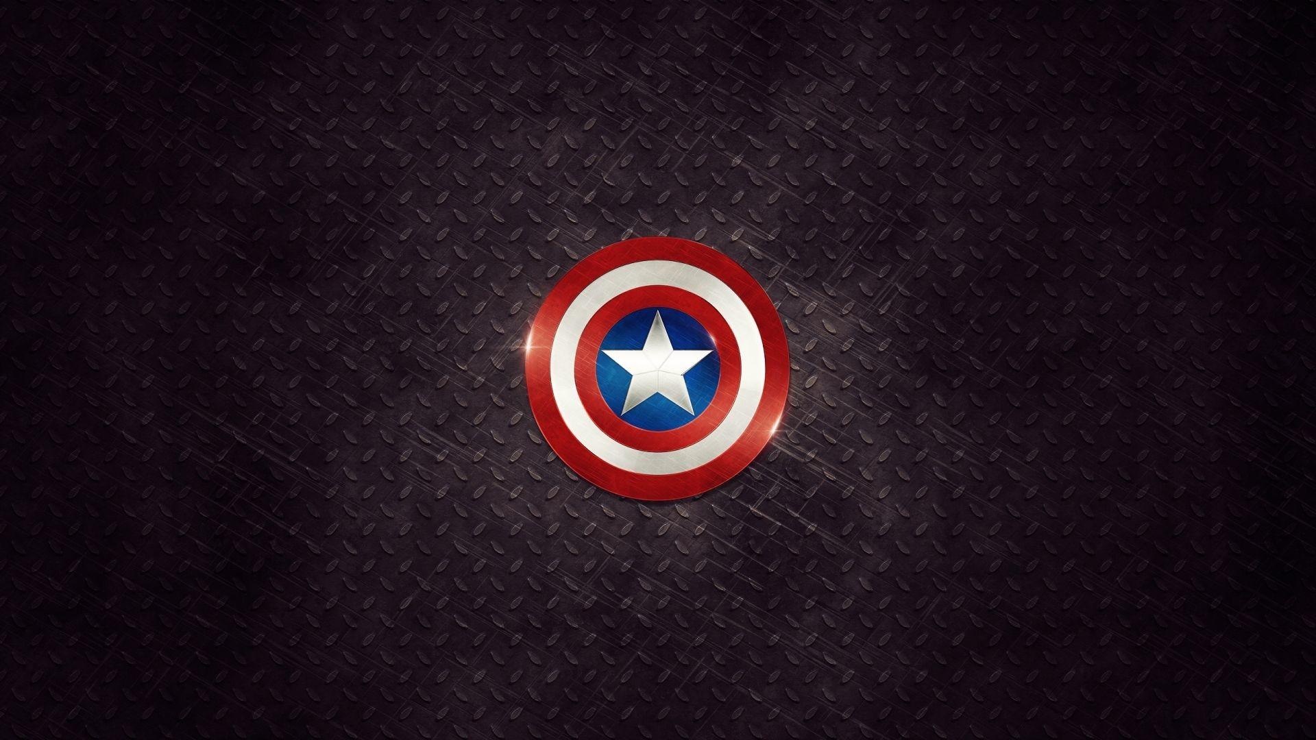 Wallpaper Iron Man Logo
