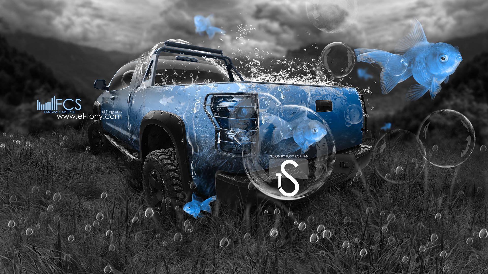 Toyota Tundra Fantasy Fish Up Car 2013 Â« el Tony