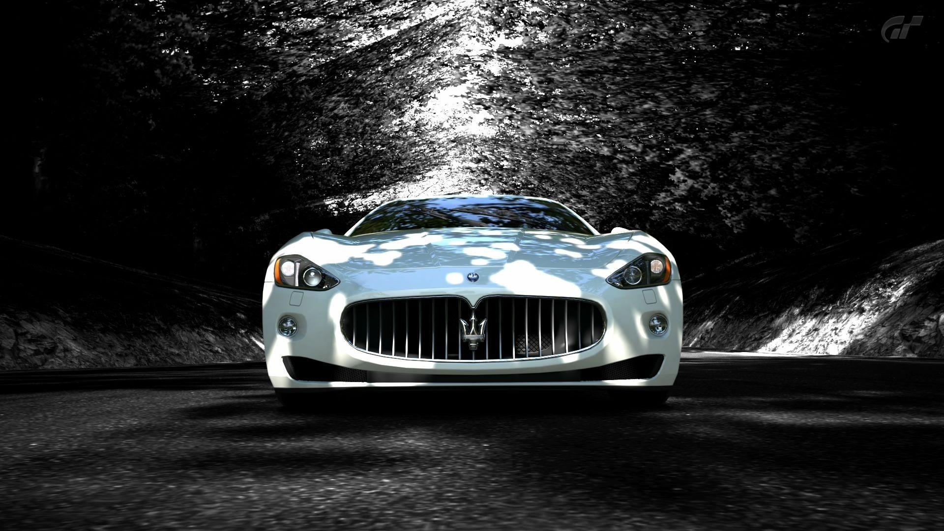 Wallpaper Maserati Logo