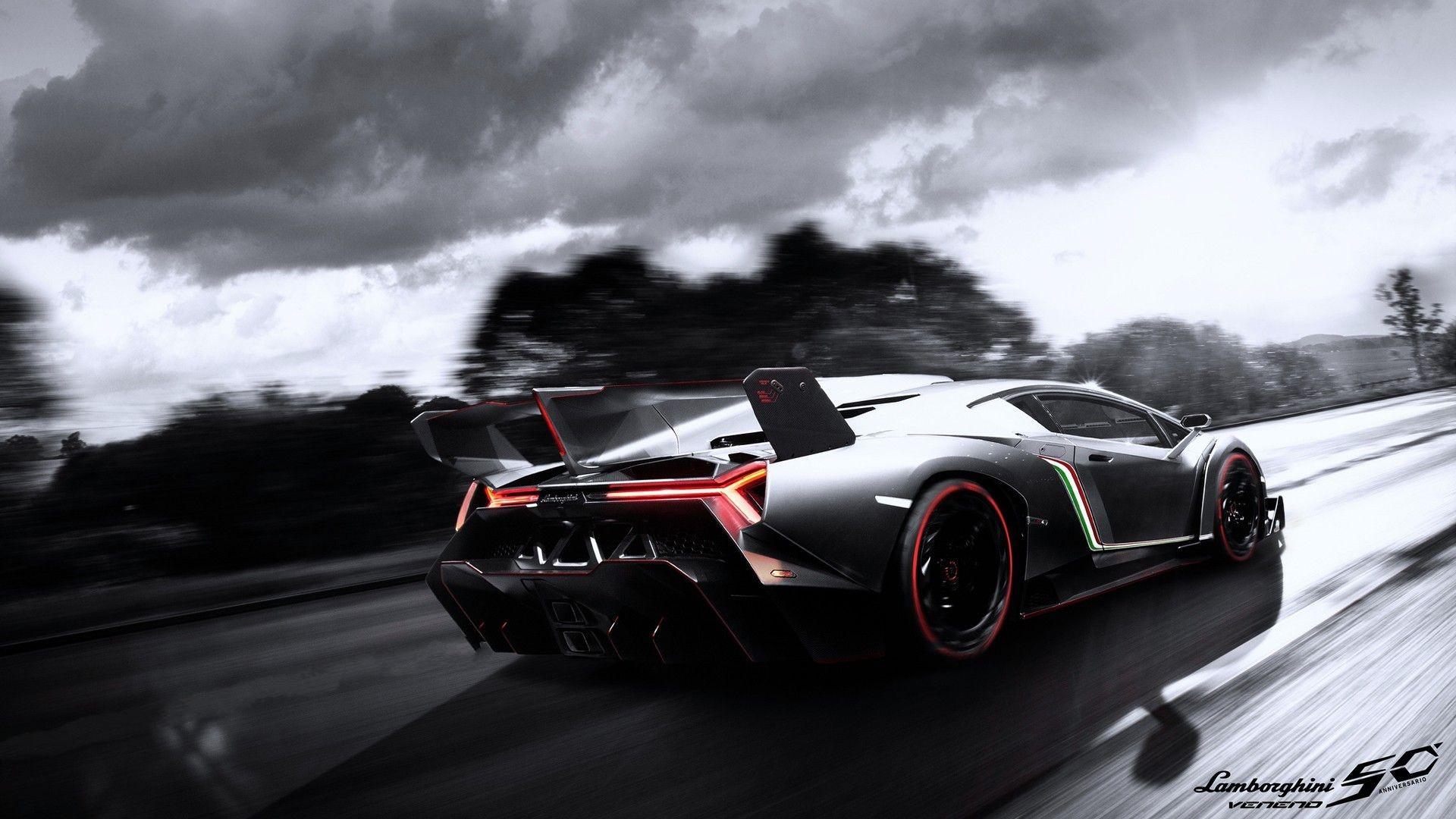 Lamborghini Veneno Wallpapers.